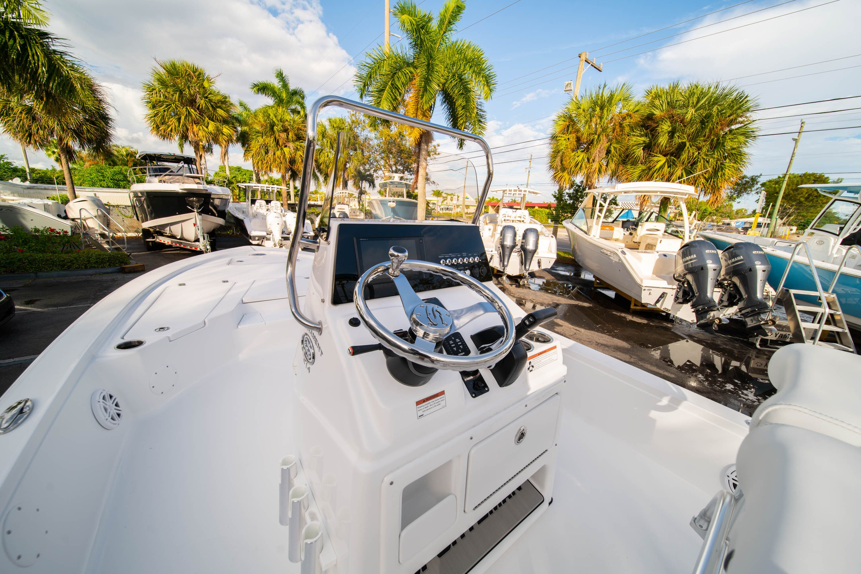 Thumbnail 21 for New 2020 Sportsman Tournament 214 Bay Boat boat for sale in West Palm Beach, FL