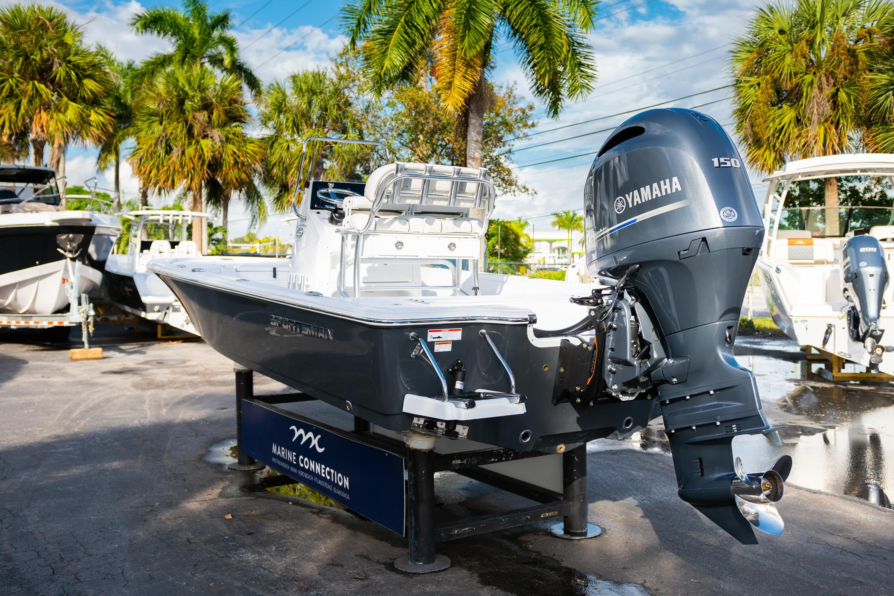Thumbnail 5 for New 2020 Sportsman Tournament 214 Bay Boat boat for sale in West Palm Beach, FL
