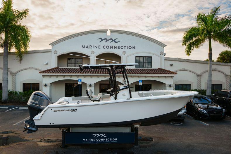 New 2020 Sportsman Open 232 Center Console boat for sale in Vero Beach, FL