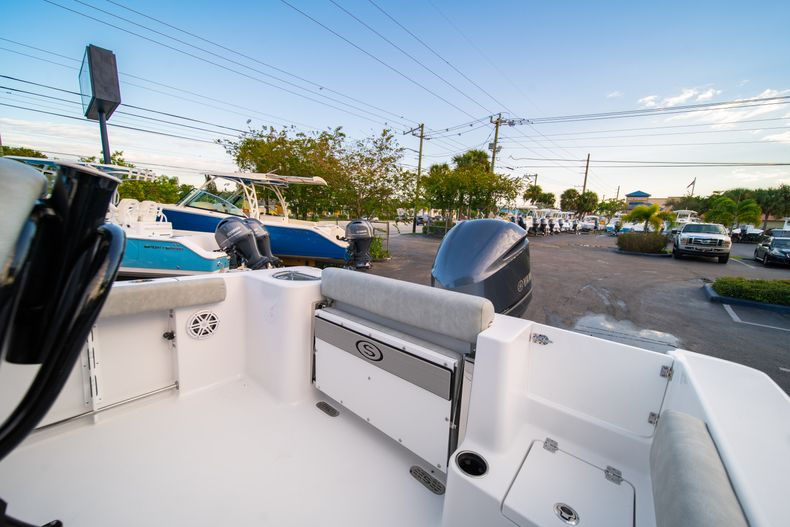 Thumbnail 13 for New 2020 Sportsman Open 232 Center Console boat for sale in Vero Beach, FL