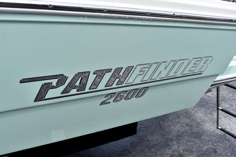 Thumbnail 4 for New 2020 Pathfinder 2600 HPS boat for sale in Vero Beach, FL