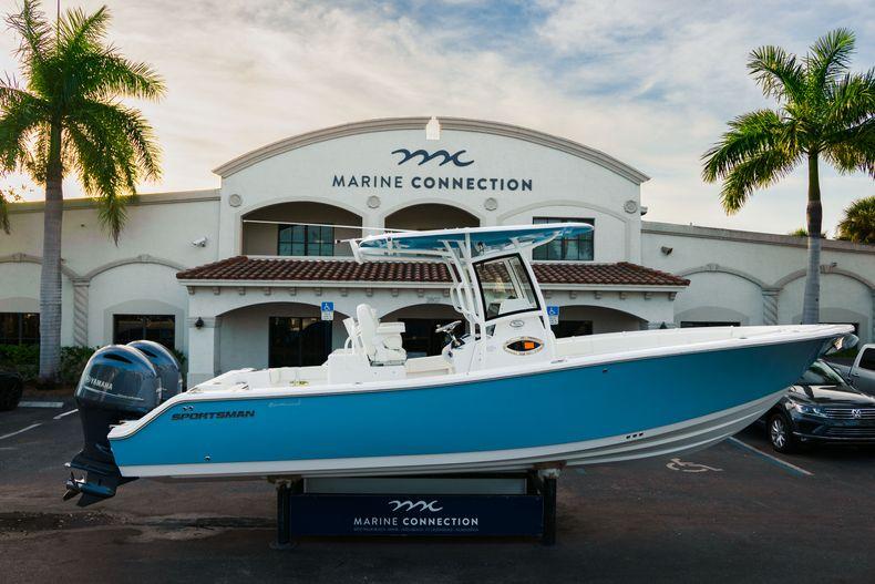 New 2020 Sportsman Open 282 Center Console boat for sale in Stuart, FL
