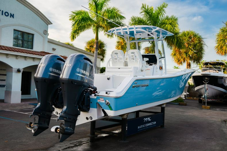 Thumbnail 8 for New 2020 Sportsman Open 282 Center Console boat for sale in Stuart, FL