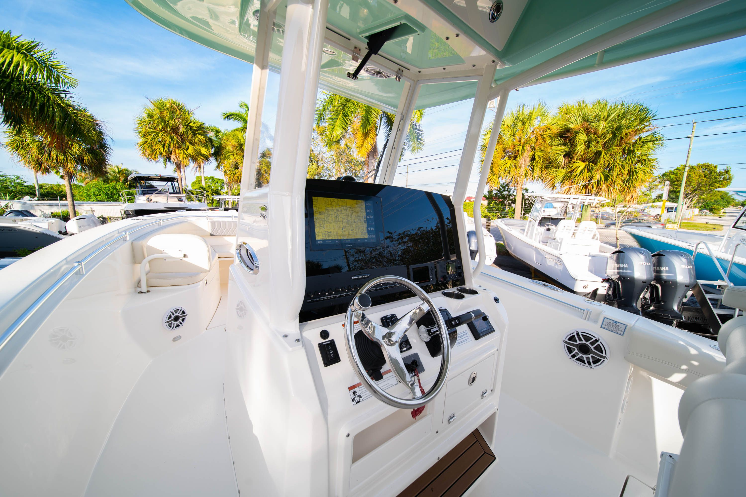 Thumbnail 32 for New 2020 Cobia 280 CC Center Console boat for sale in West Palm Beach, FL