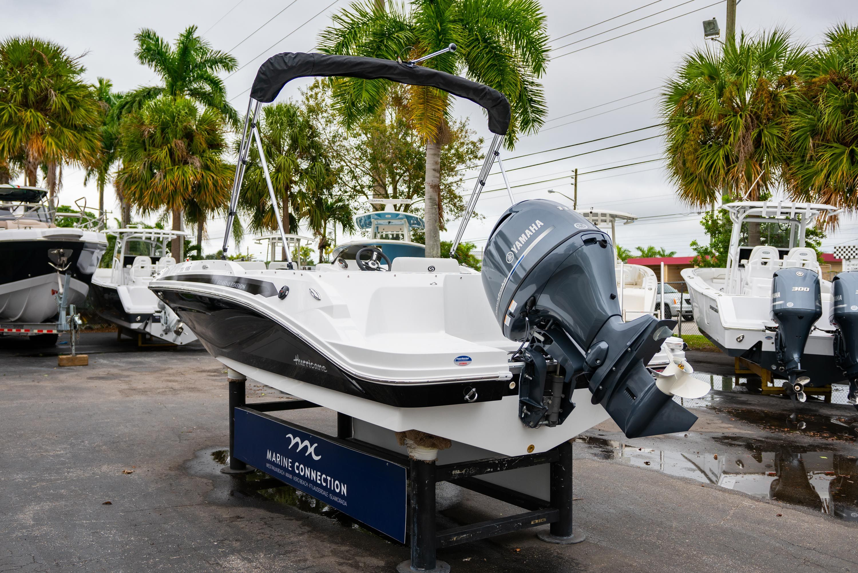 Thumbnail 5 for New 2020 Hurricane SS 185 OB boat for sale in West Palm Beach, FL
