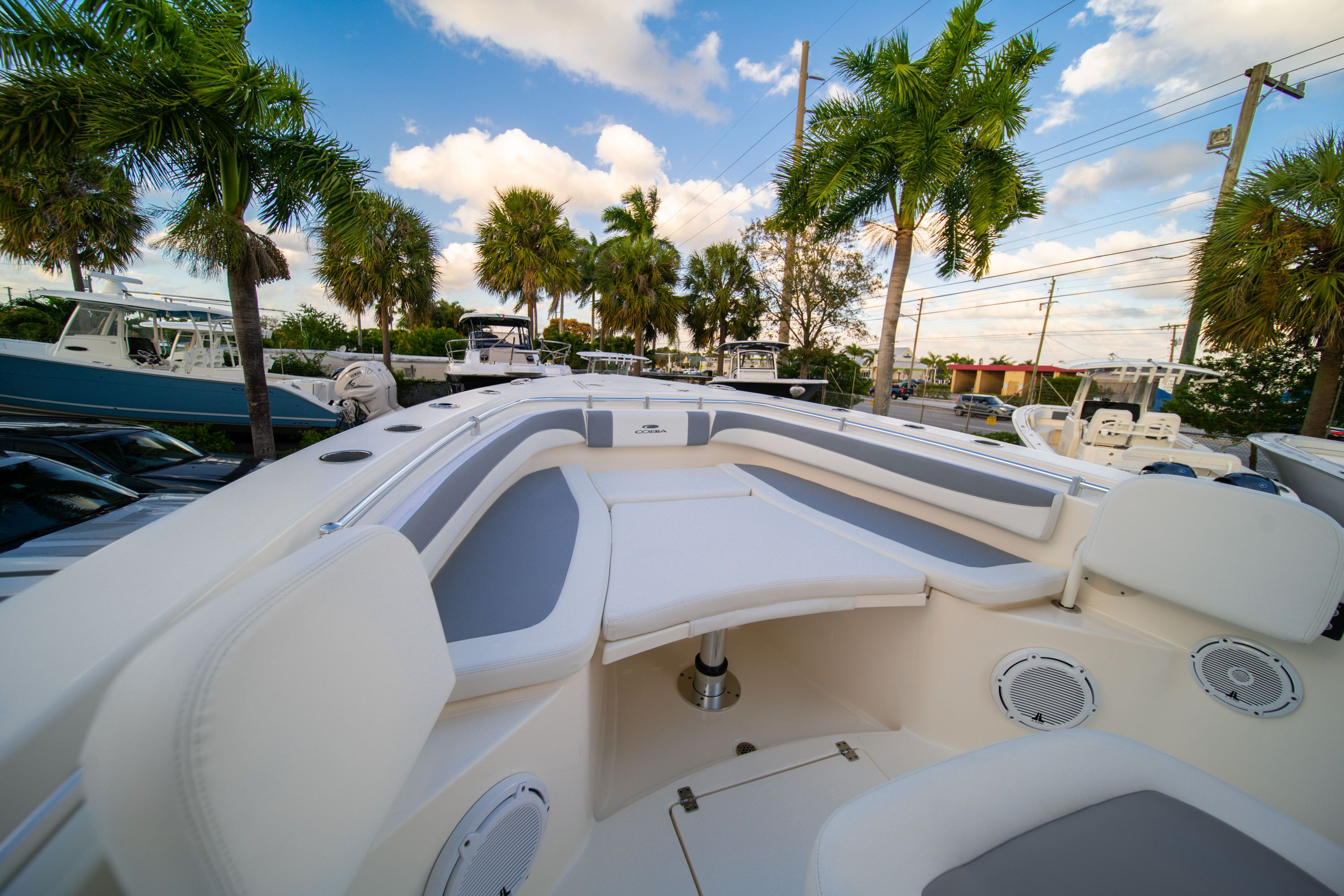 Thumbnail 52 for Used 2019 Cobia 301 CC Center Console boat for sale in West Palm Beach, FL