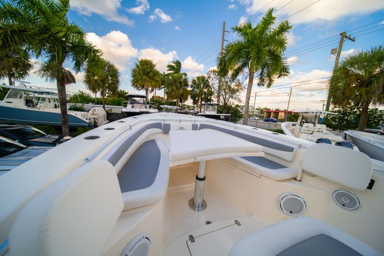 Thumbnail 51 for Used 2019 Cobia 301 CC Center Console boat for sale in West Palm Beach, FL