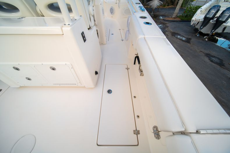 Thumbnail 20 for Used 2019 Cobia 301 CC Center Console boat for sale in West Palm Beach, FL