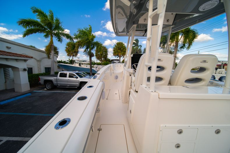 Thumbnail 25 for Used 2019 Cobia 301 CC Center Console boat for sale in West Palm Beach, FL