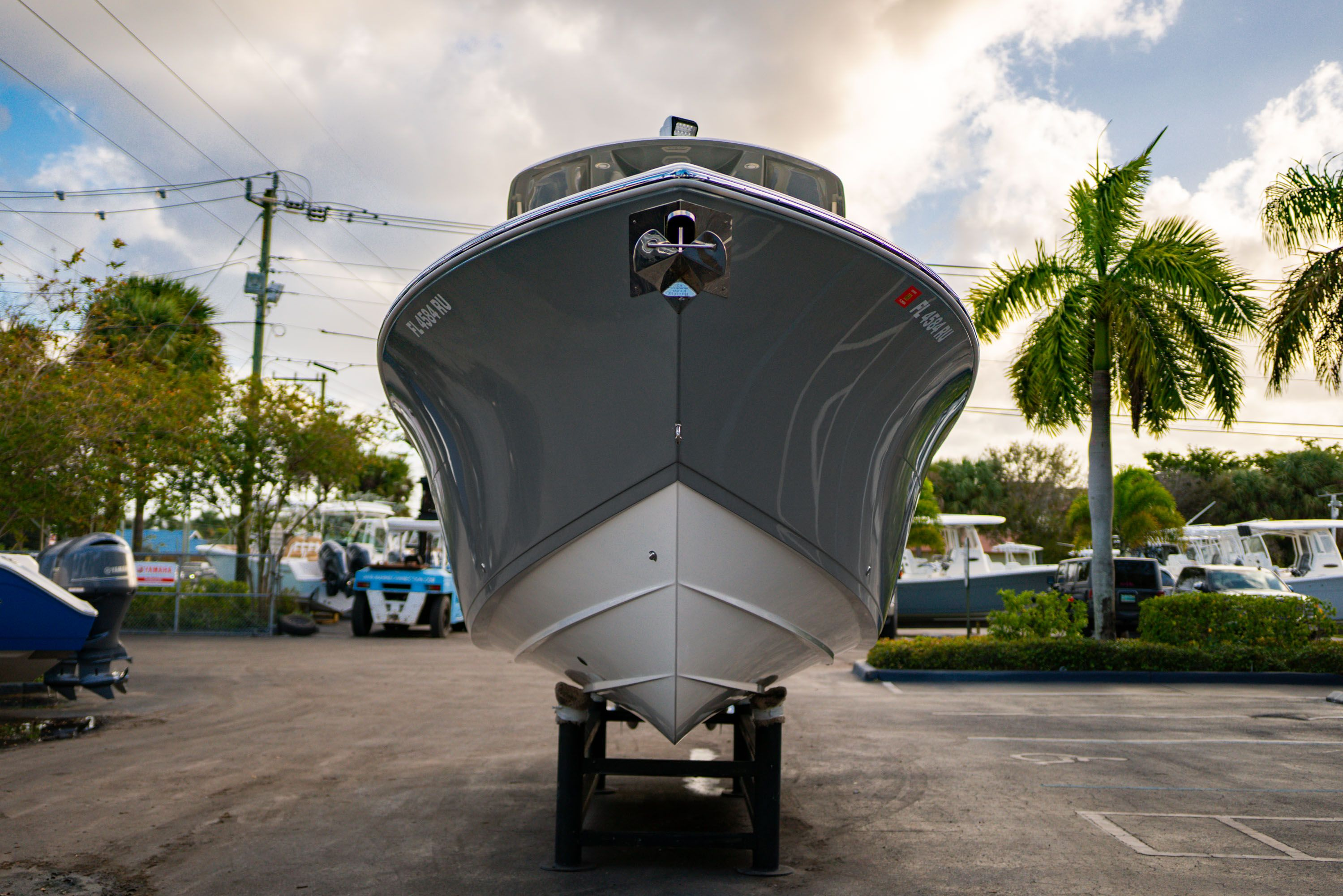 Thumbnail 2 for Used 2019 Cobia 301 CC Center Console boat for sale in West Palm Beach, FL
