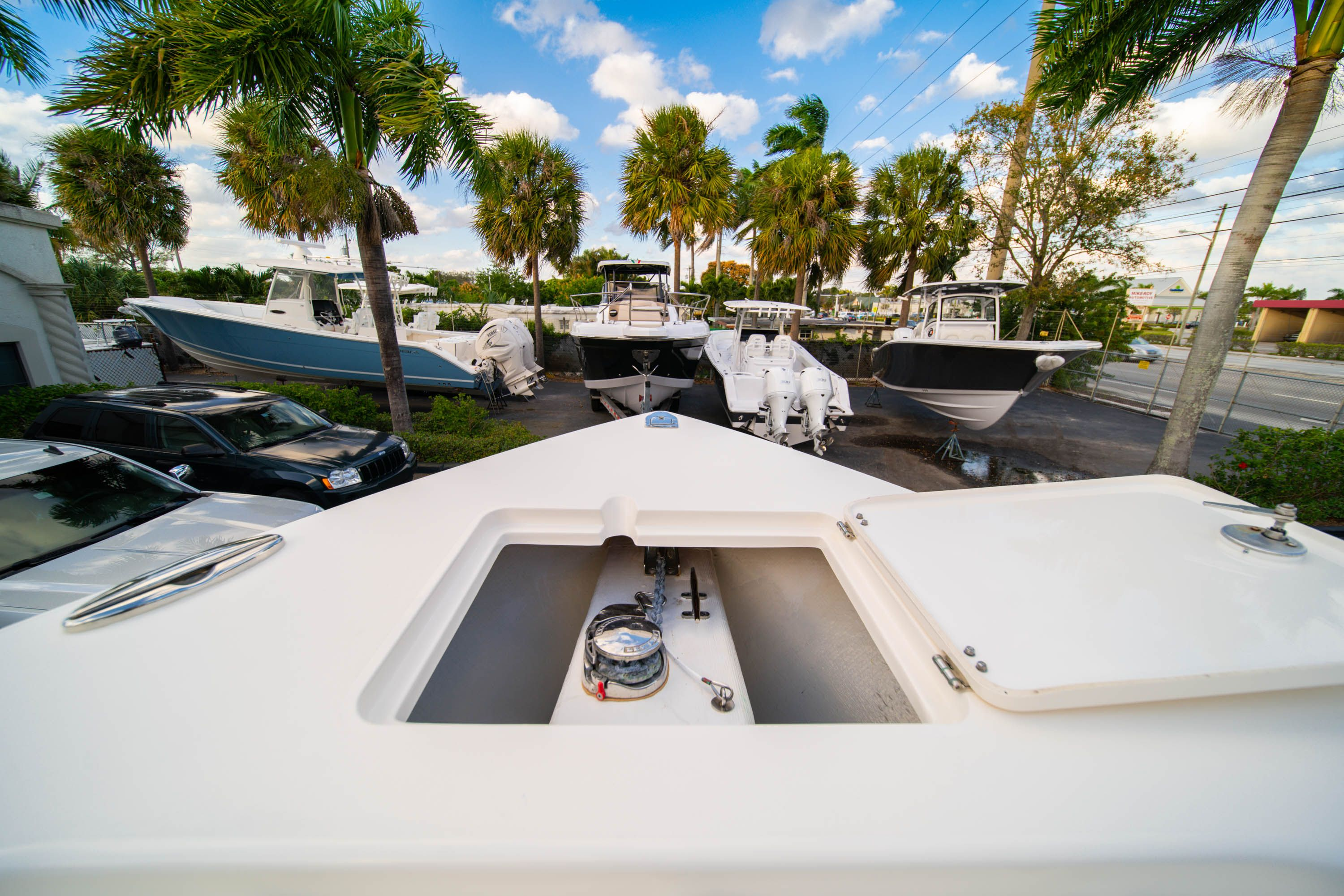 Thumbnail 56 for Used 2019 Cobia 301 CC Center Console boat for sale in West Palm Beach, FL