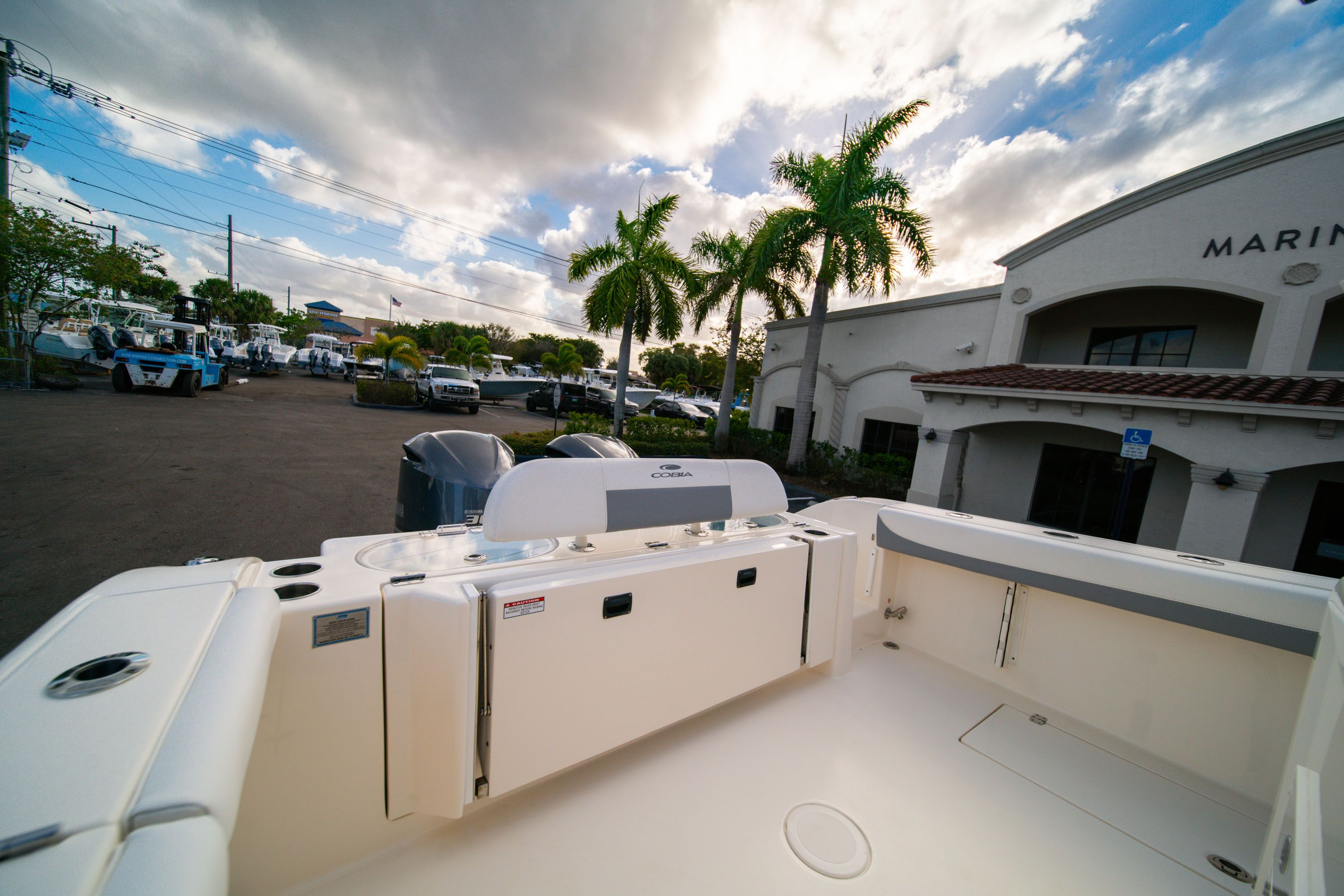 Thumbnail 10 for Used 2019 Cobia 301 CC Center Console boat for sale in West Palm Beach, FL