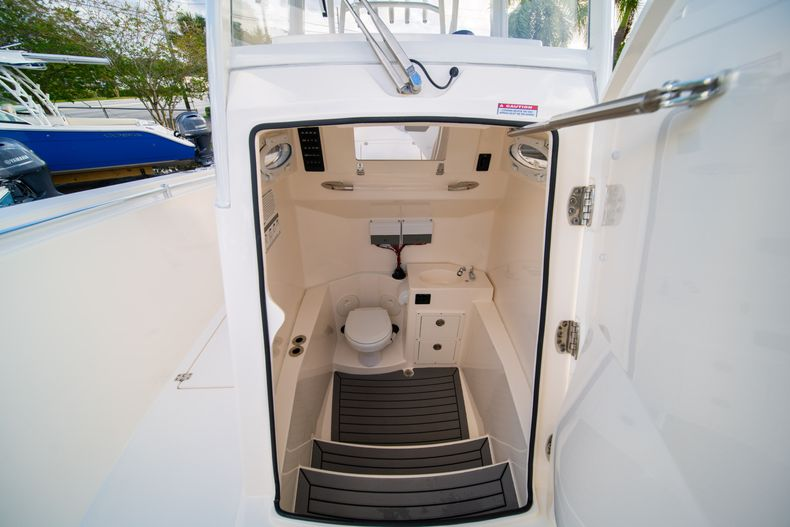 Thumbnail 58 for Used 2019 Cobia 301 CC Center Console boat for sale in West Palm Beach, FL