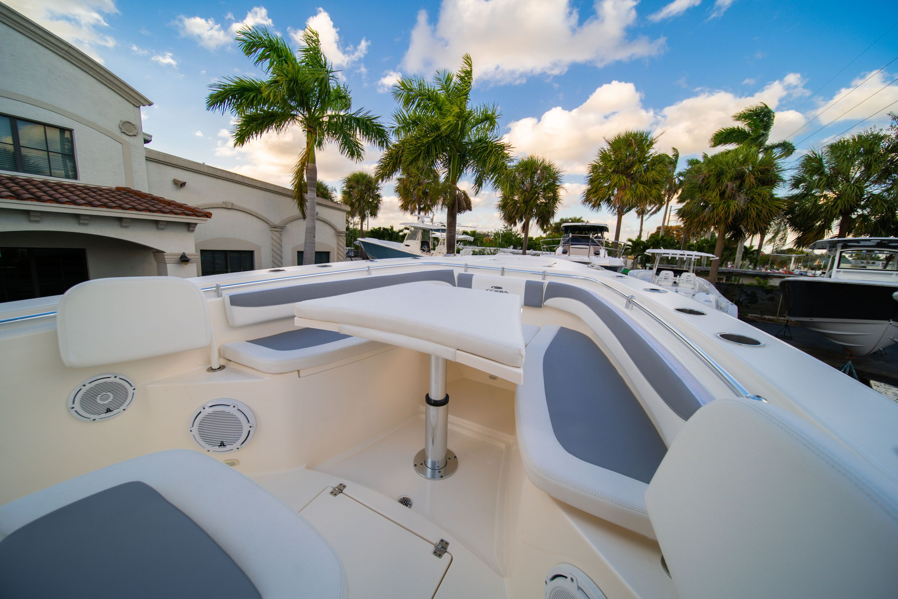Thumbnail 45 for Used 2019 Cobia 301 CC Center Console boat for sale in West Palm Beach, FL