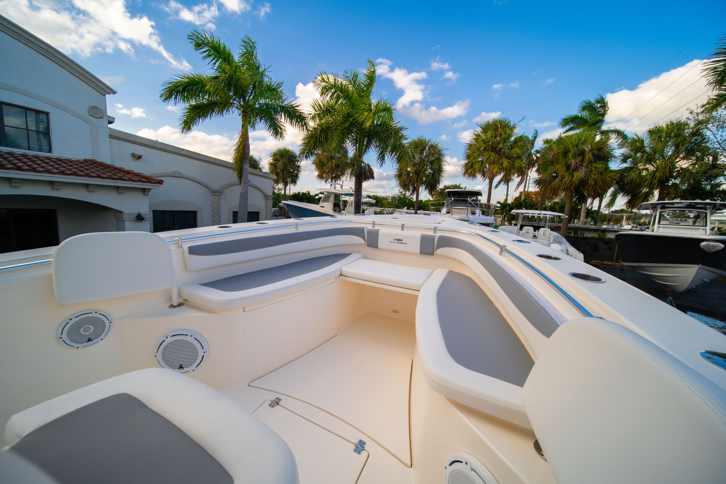 Thumbnail 47 for Used 2019 Cobia 301 CC Center Console boat for sale in West Palm Beach, FL