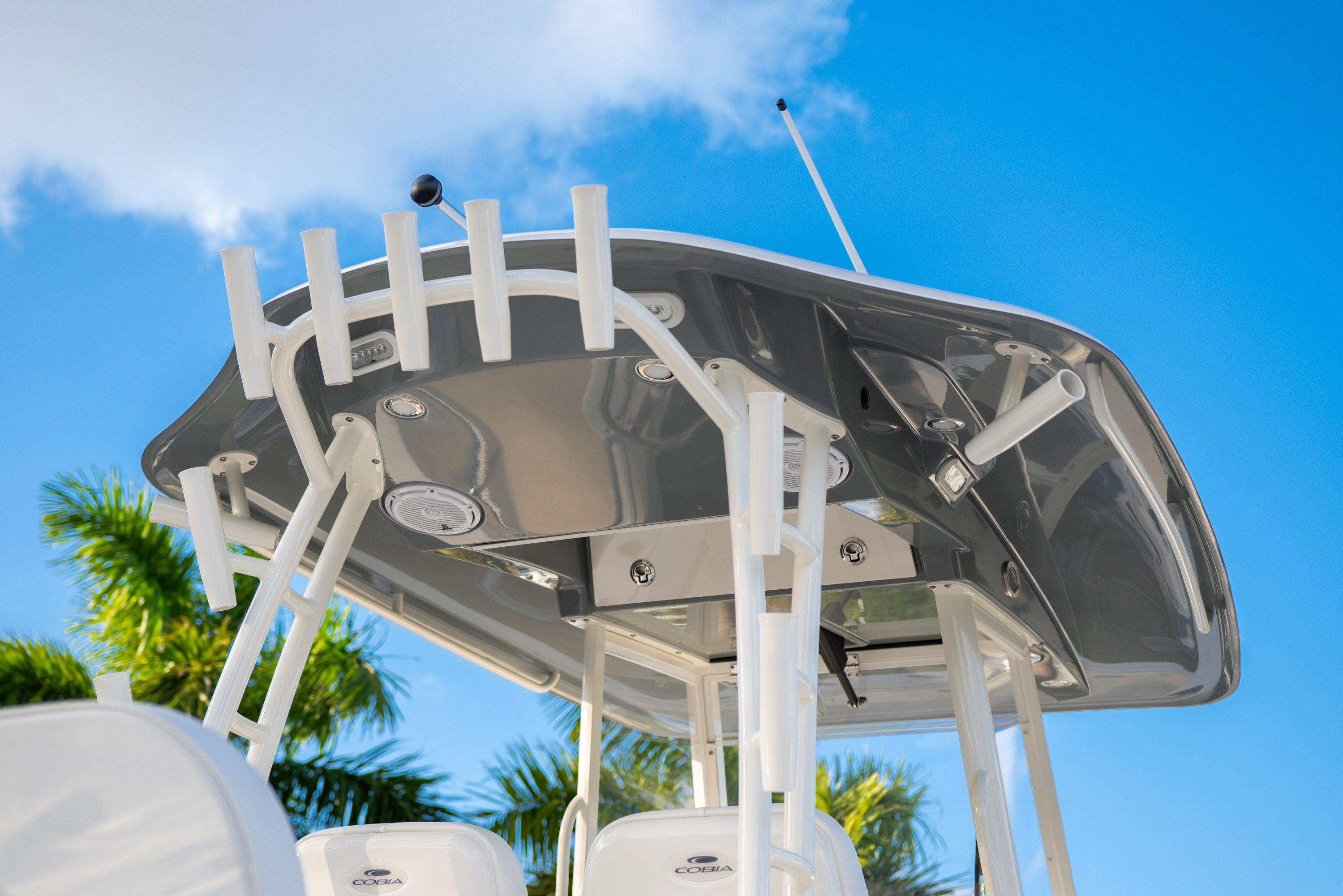 Thumbnail 8 for Used 2019 Cobia 301 CC Center Console boat for sale in West Palm Beach, FL