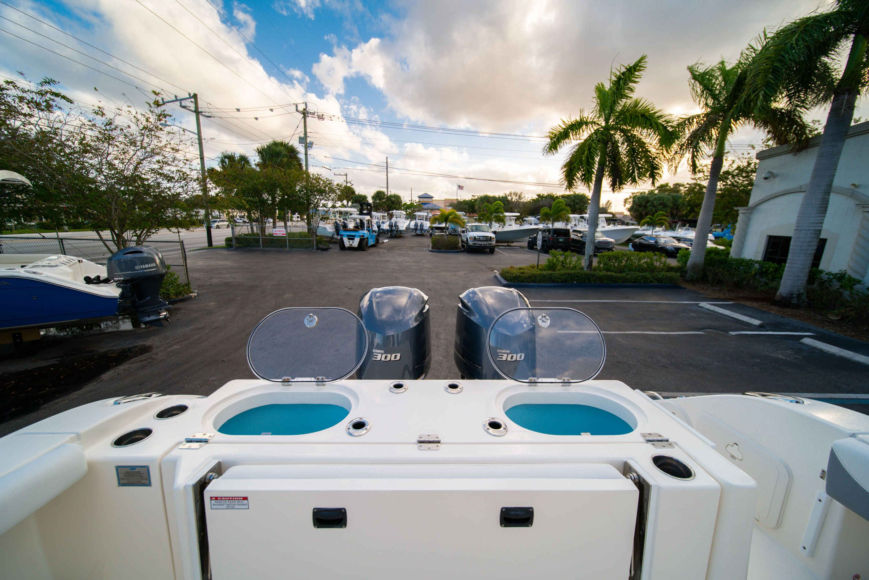 Thumbnail 13 for Used 2019 Cobia 301 CC Center Console boat for sale in West Palm Beach, FL