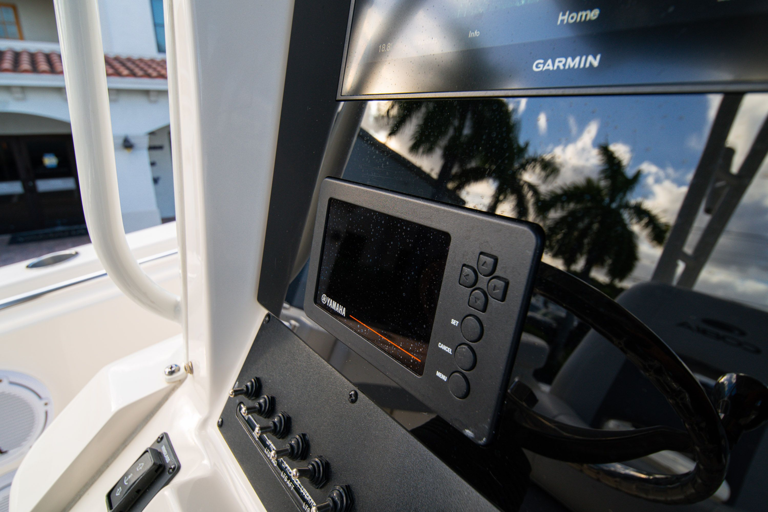 Thumbnail 33 for Used 2019 Cobia 301 CC Center Console boat for sale in West Palm Beach, FL