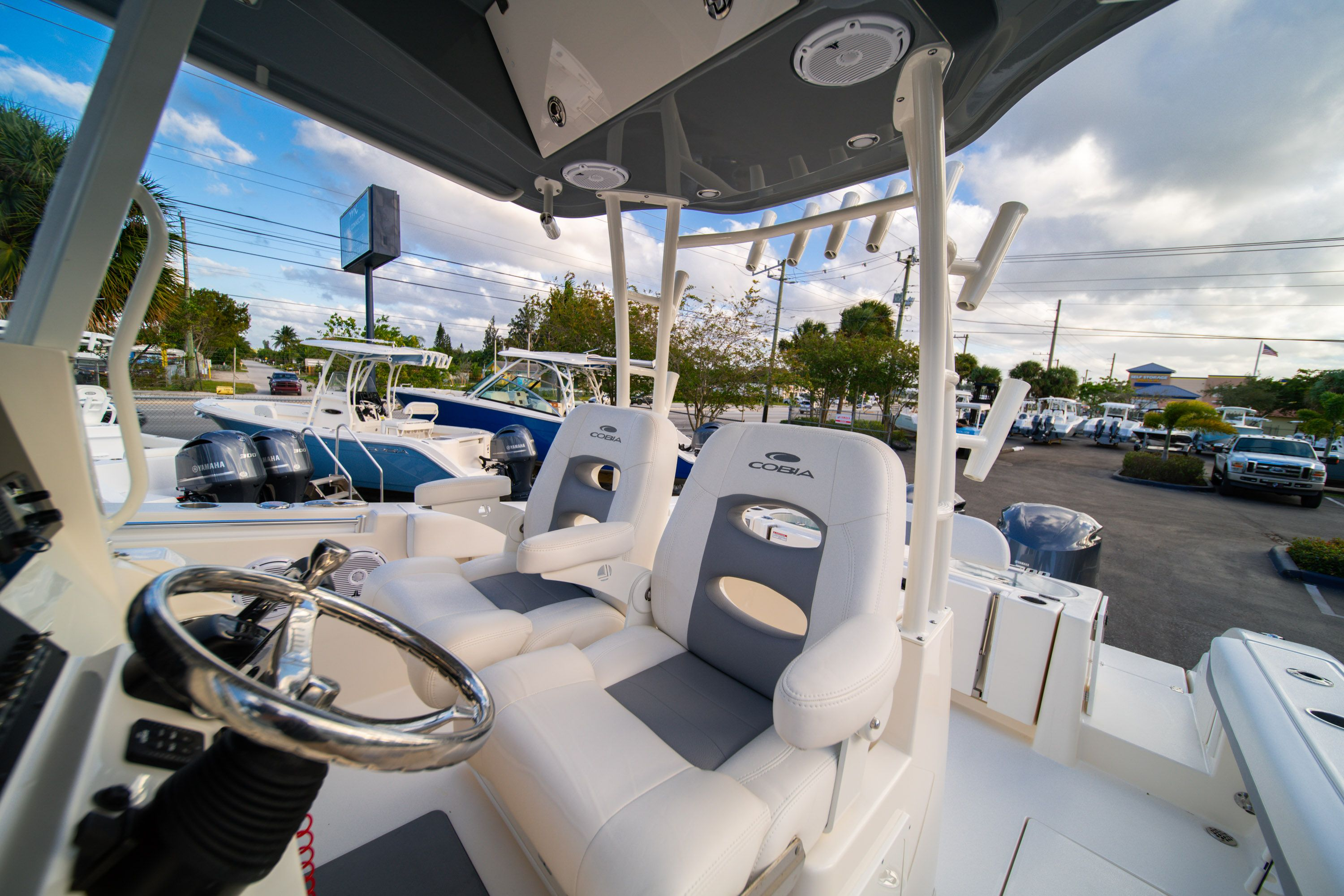 Thumbnail 40 for Used 2019 Cobia 301 CC Center Console boat for sale in West Palm Beach, FL