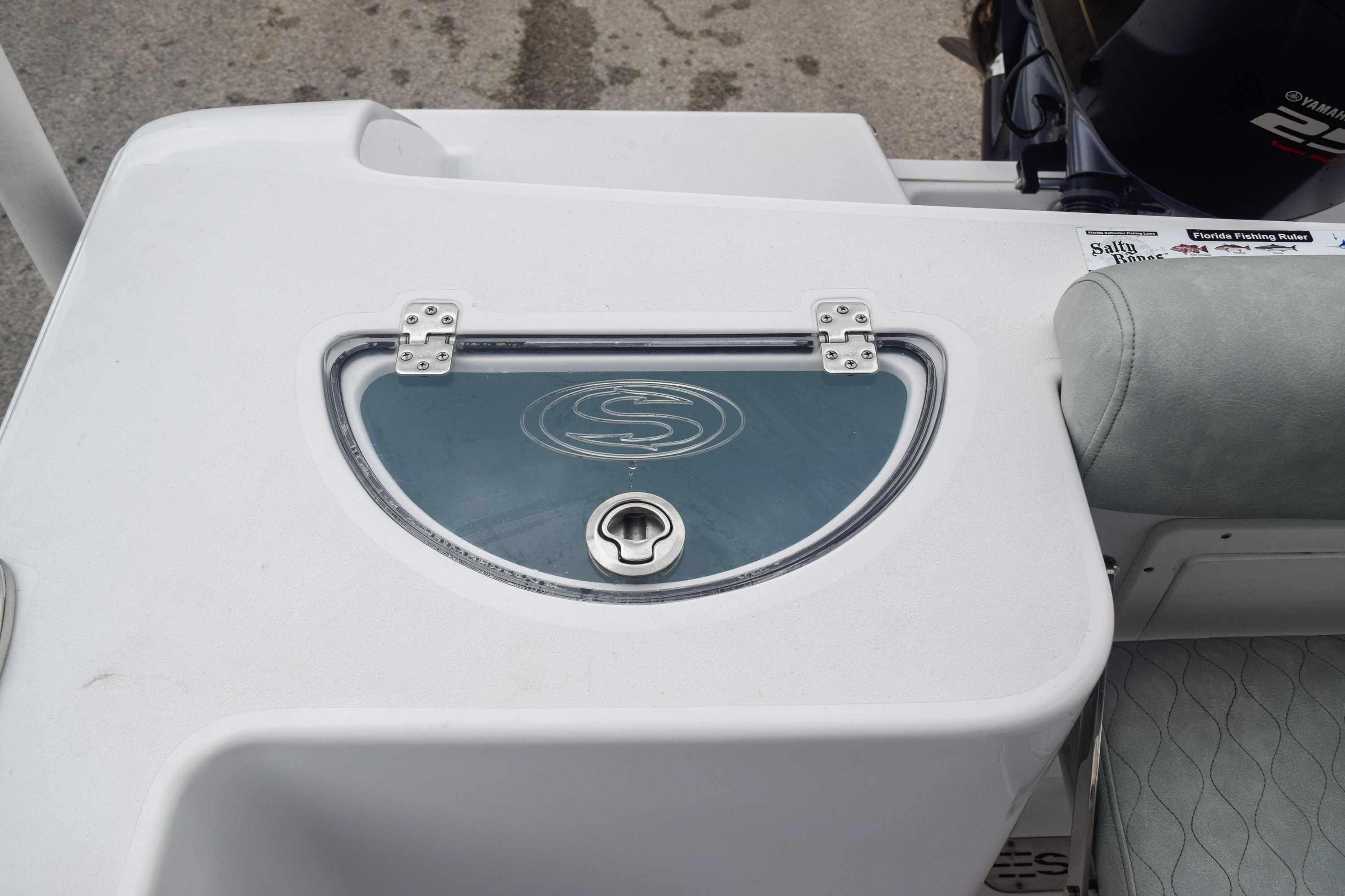 Thumbnail 6 for Used 2019 Sportsman Open 232 Center Console boat for sale in Fort Lauderdale, FL