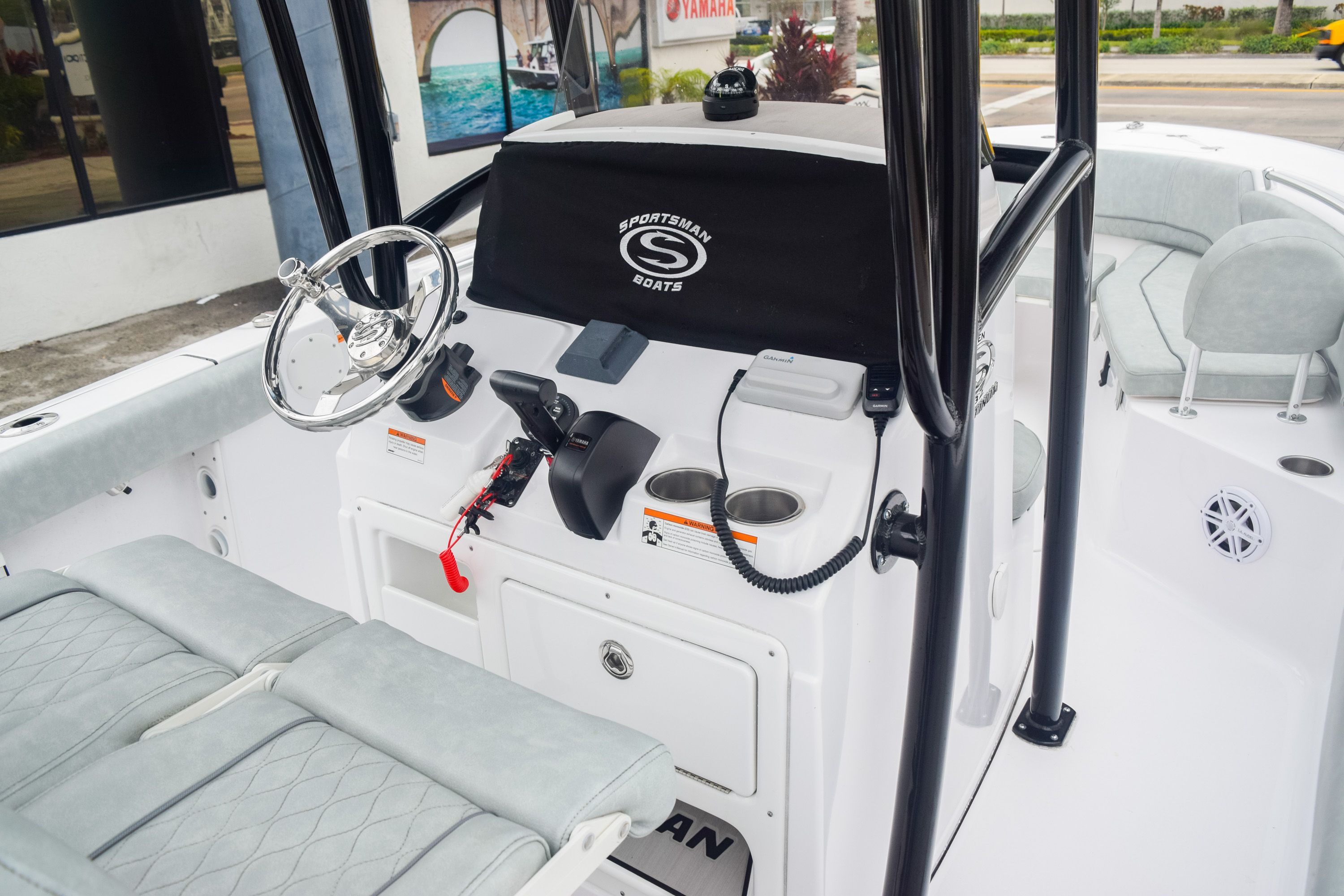 Thumbnail 17 for Used 2019 Sportsman Open 232 Center Console boat for sale in Fort Lauderdale, FL