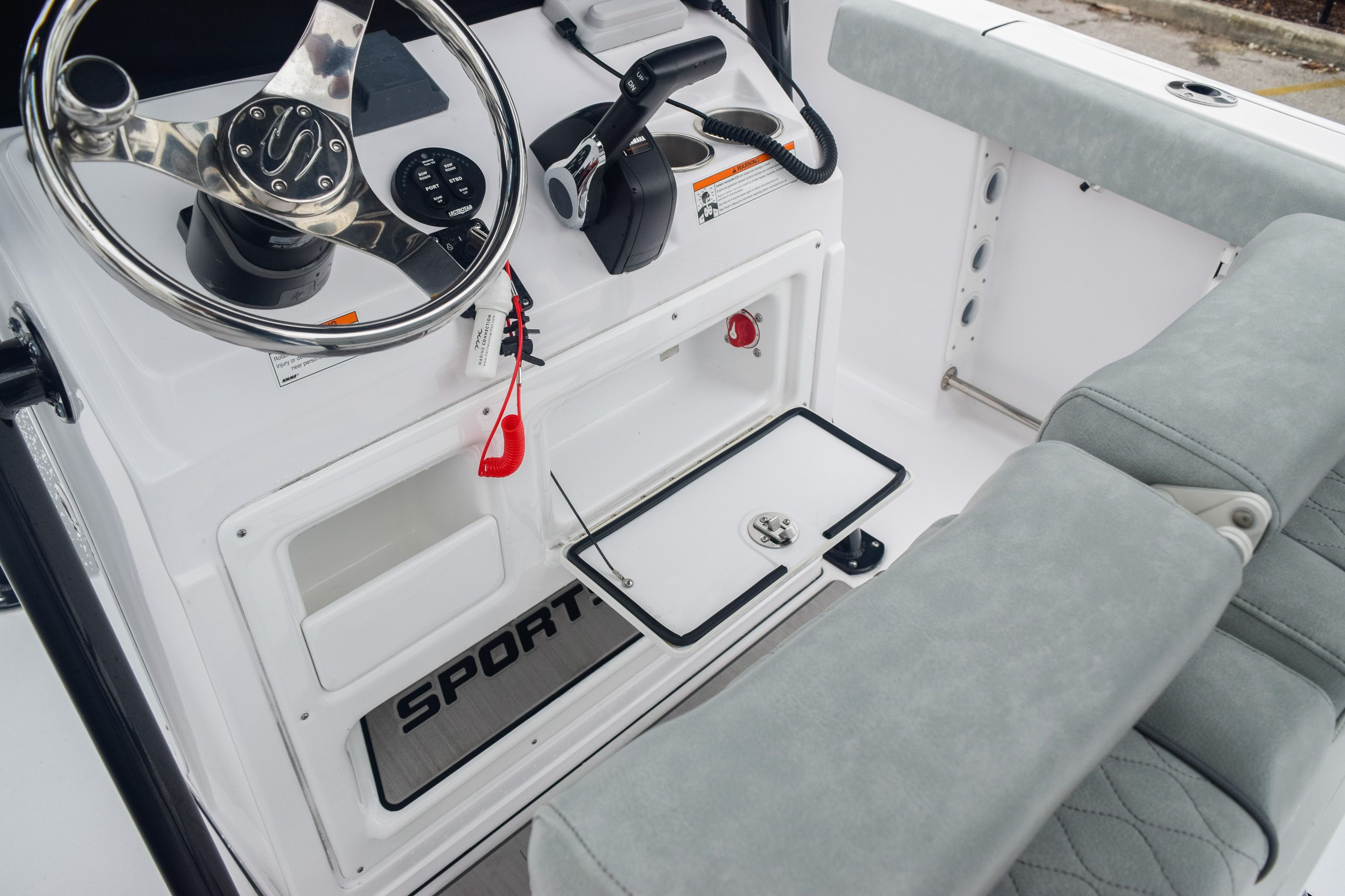 Thumbnail 23 for Used 2019 Sportsman Open 232 Center Console boat for sale in Fort Lauderdale, FL