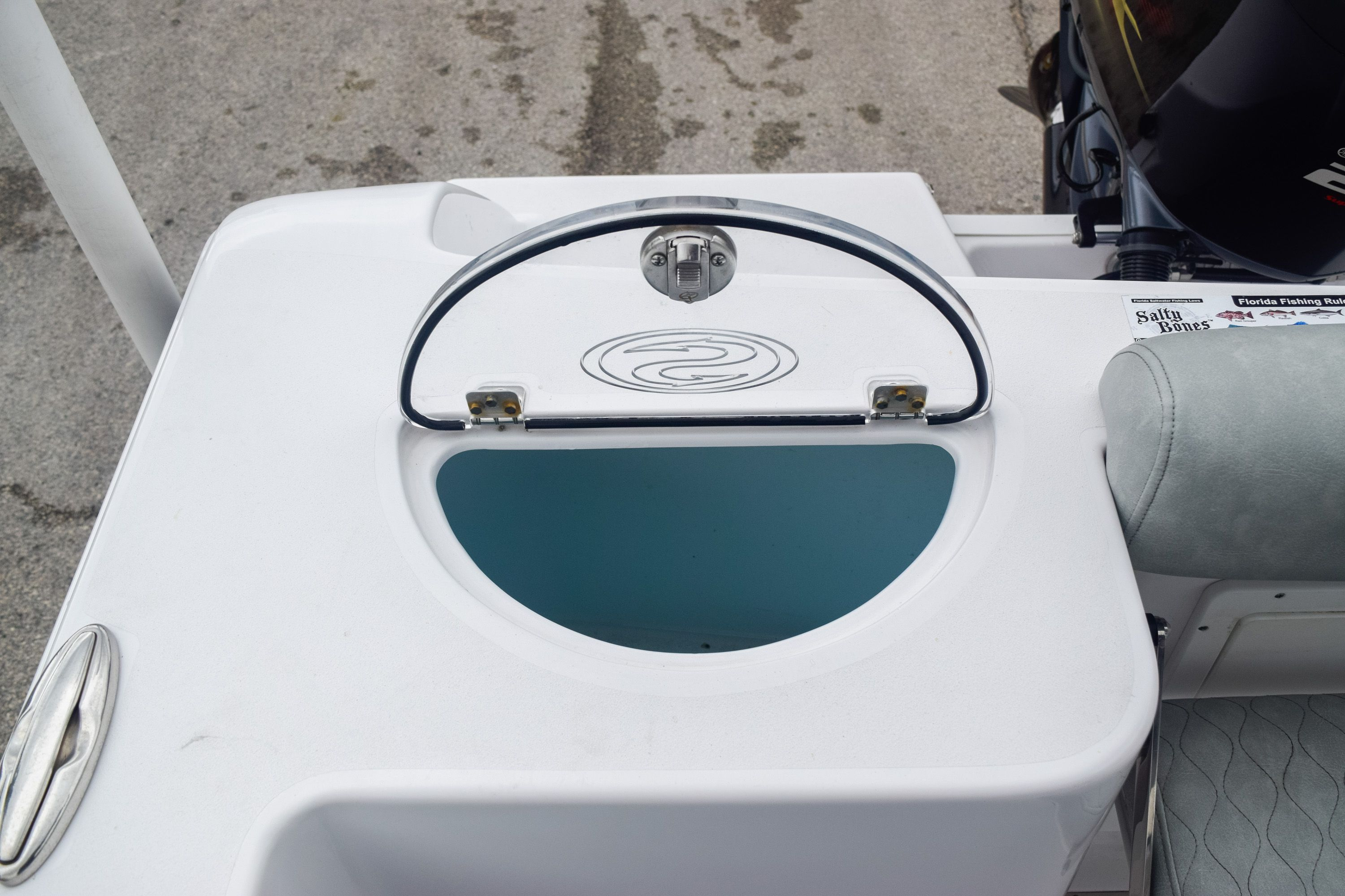 Thumbnail 7 for Used 2019 Sportsman Open 232 Center Console boat for sale in Fort Lauderdale, FL