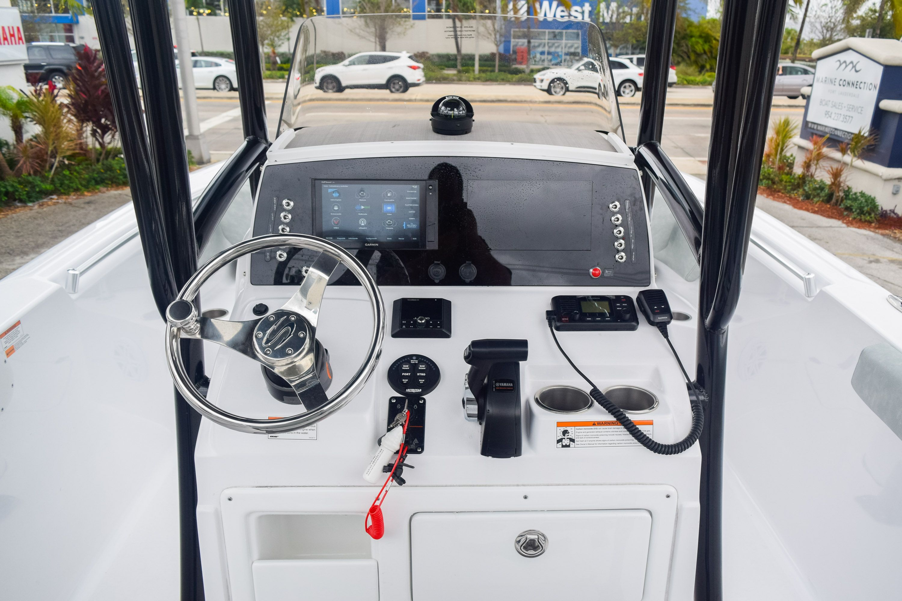 Thumbnail 18 for Used 2019 Sportsman Open 232 Center Console boat for sale in Fort Lauderdale, FL