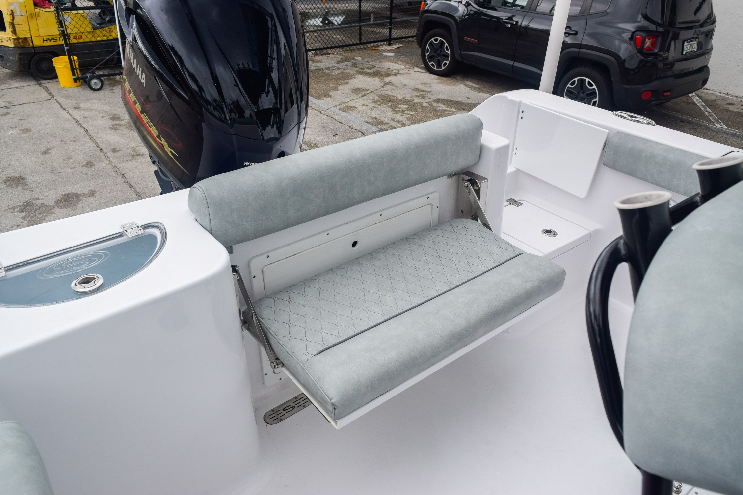 Thumbnail 10 for Used 2019 Sportsman Open 232 Center Console boat for sale in Fort Lauderdale, FL