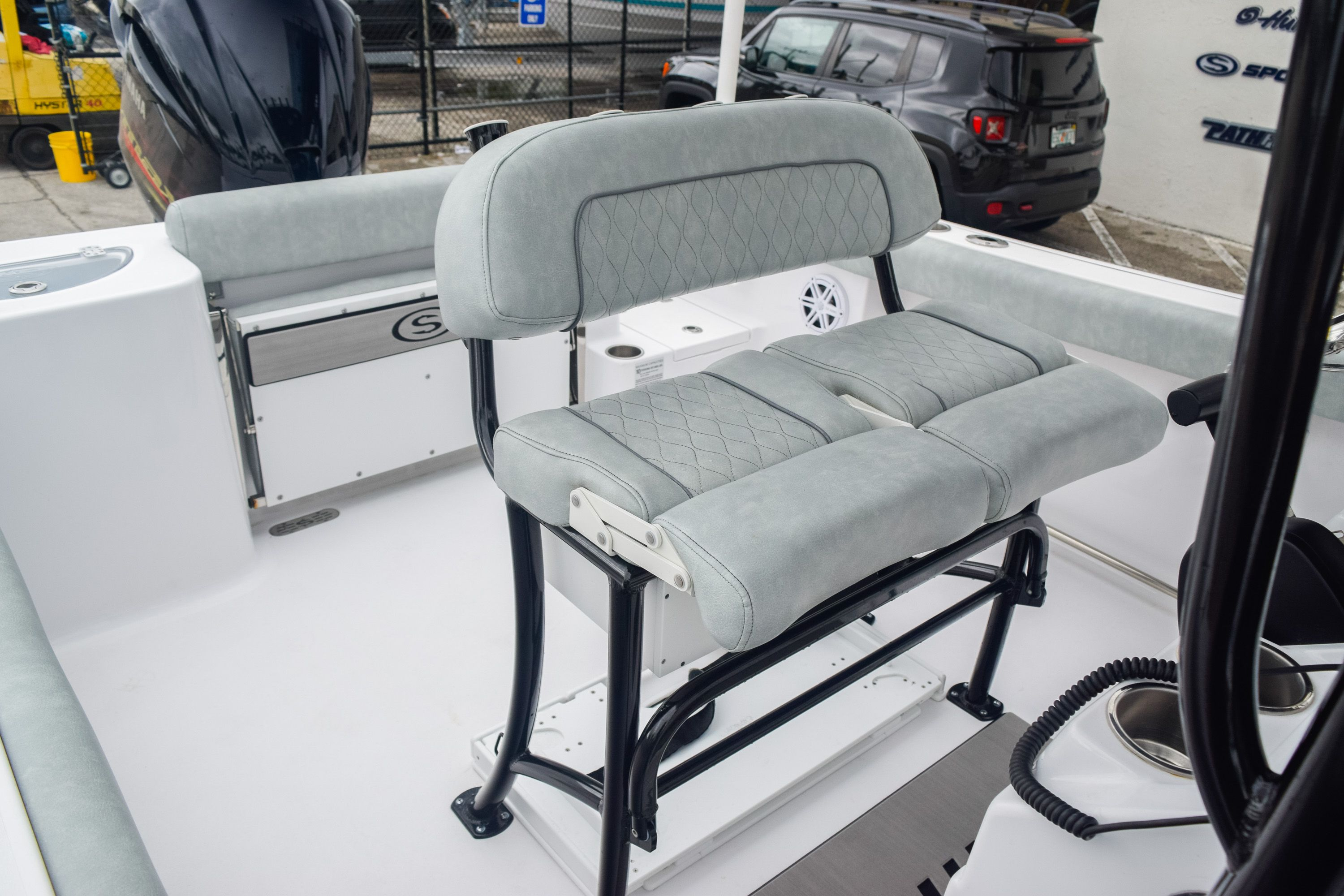 Thumbnail 25 for Used 2019 Sportsman Open 232 Center Console boat for sale in Fort Lauderdale, FL