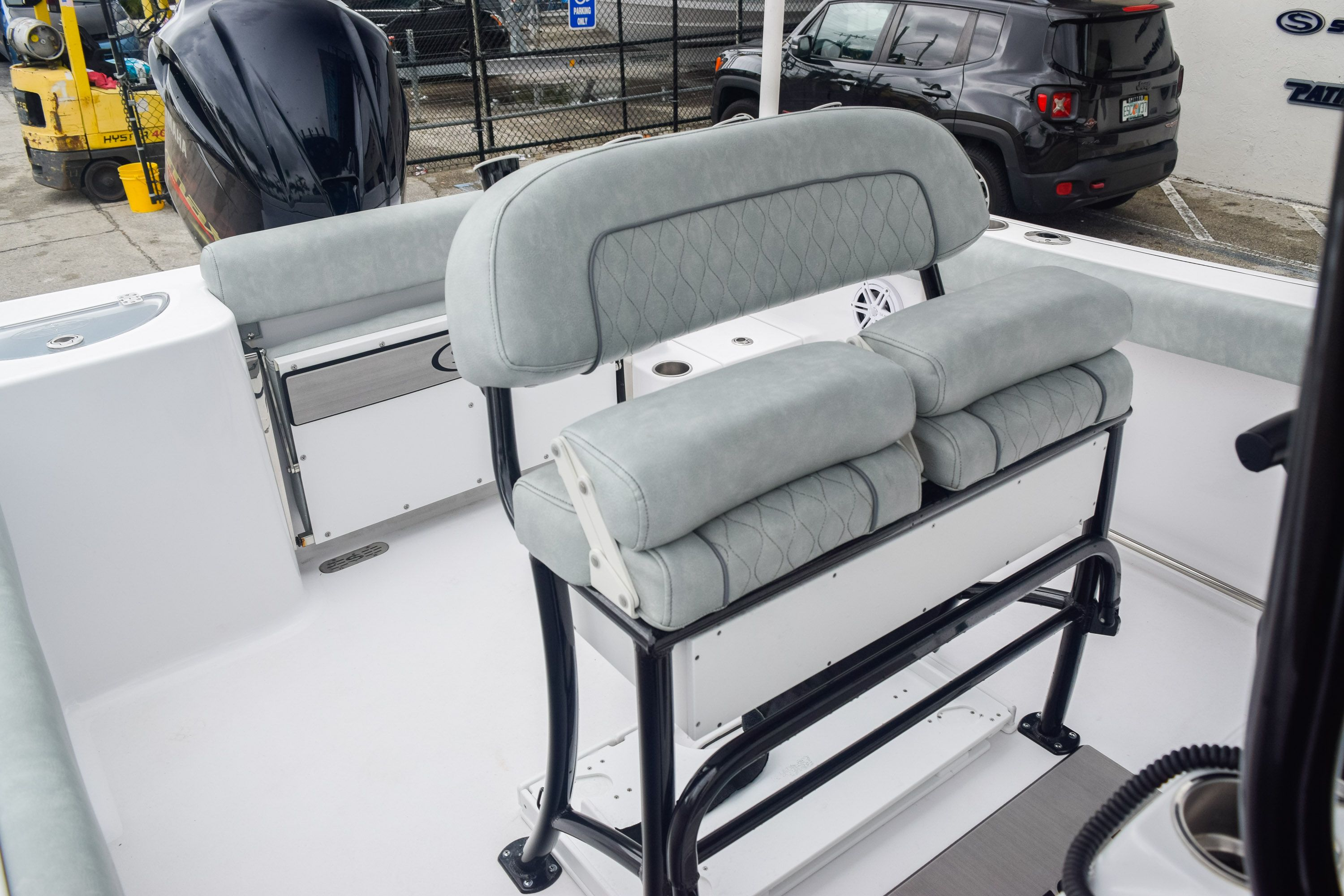 Thumbnail 24 for Used 2019 Sportsman Open 232 Center Console boat for sale in Fort Lauderdale, FL