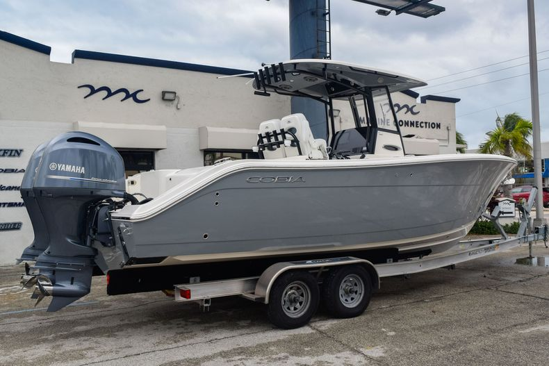 Thumbnail 7 for New 2020 Cobia 280 CC Center Console boat for sale in Fort Lauderdale, FL