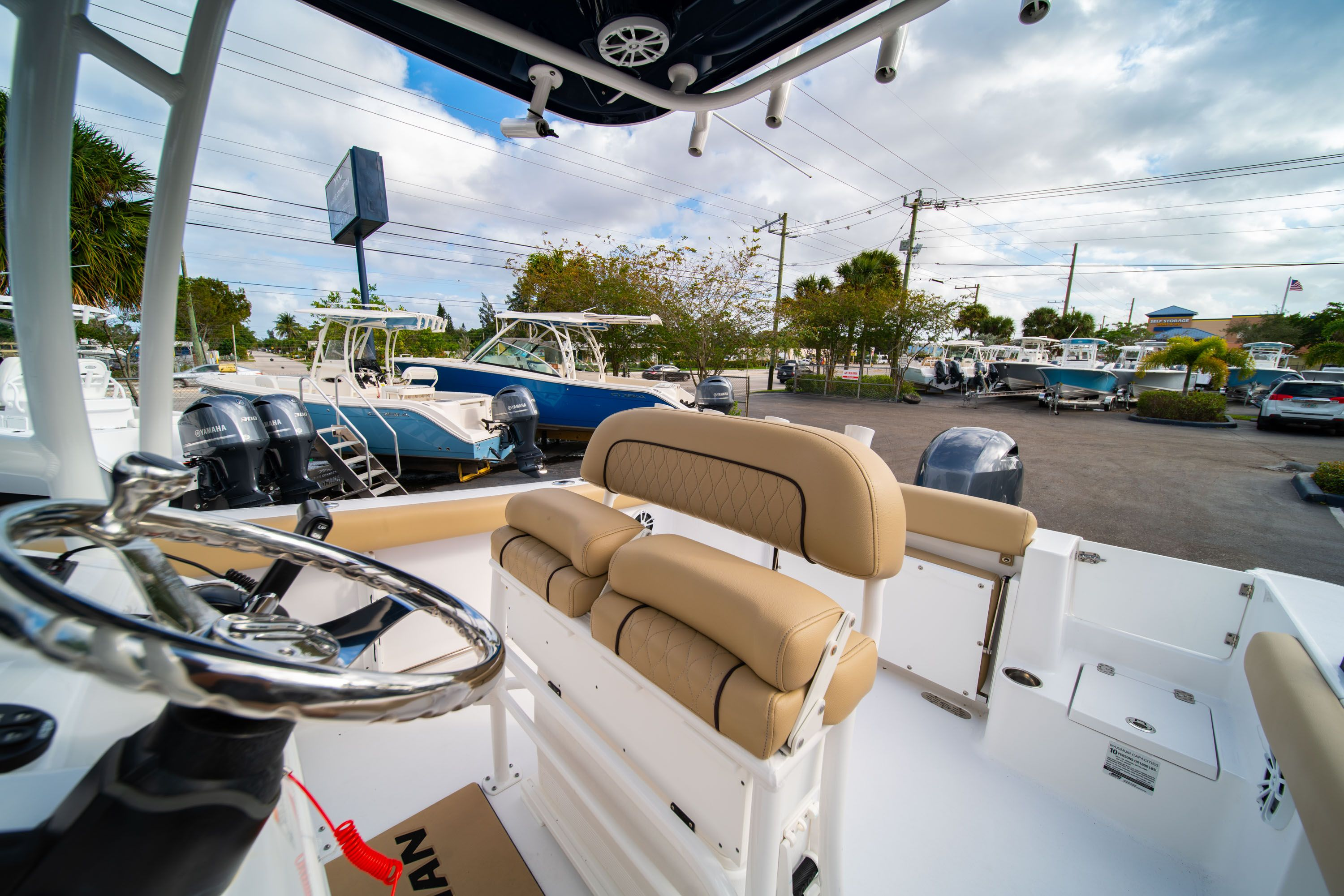 Thumbnail 27 for Used 2018 Sportsman Open 232 Center Console boat for sale in West Palm Beach, FL