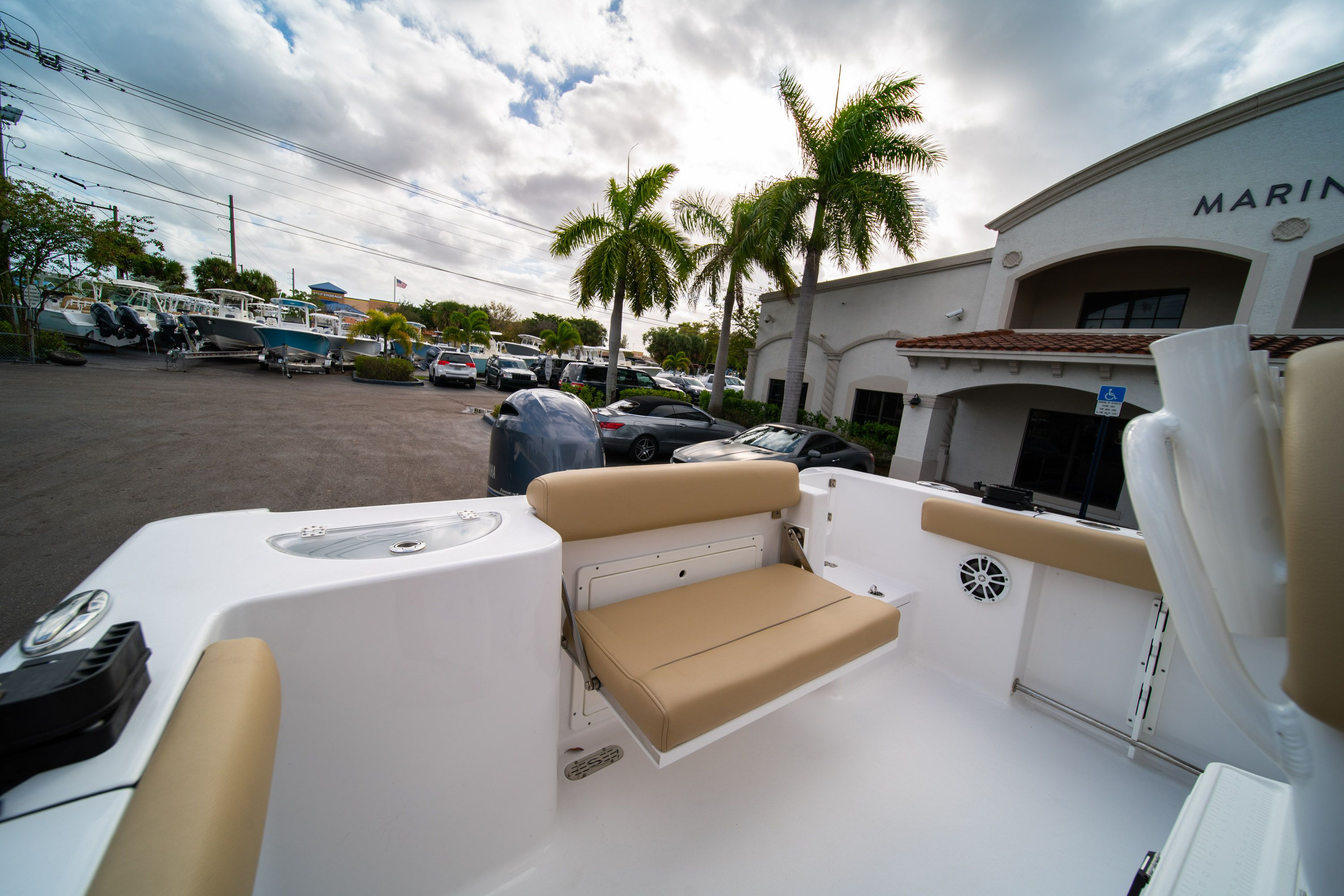 Thumbnail 12 for Used 2018 Sportsman Open 232 Center Console boat for sale in West Palm Beach, FL