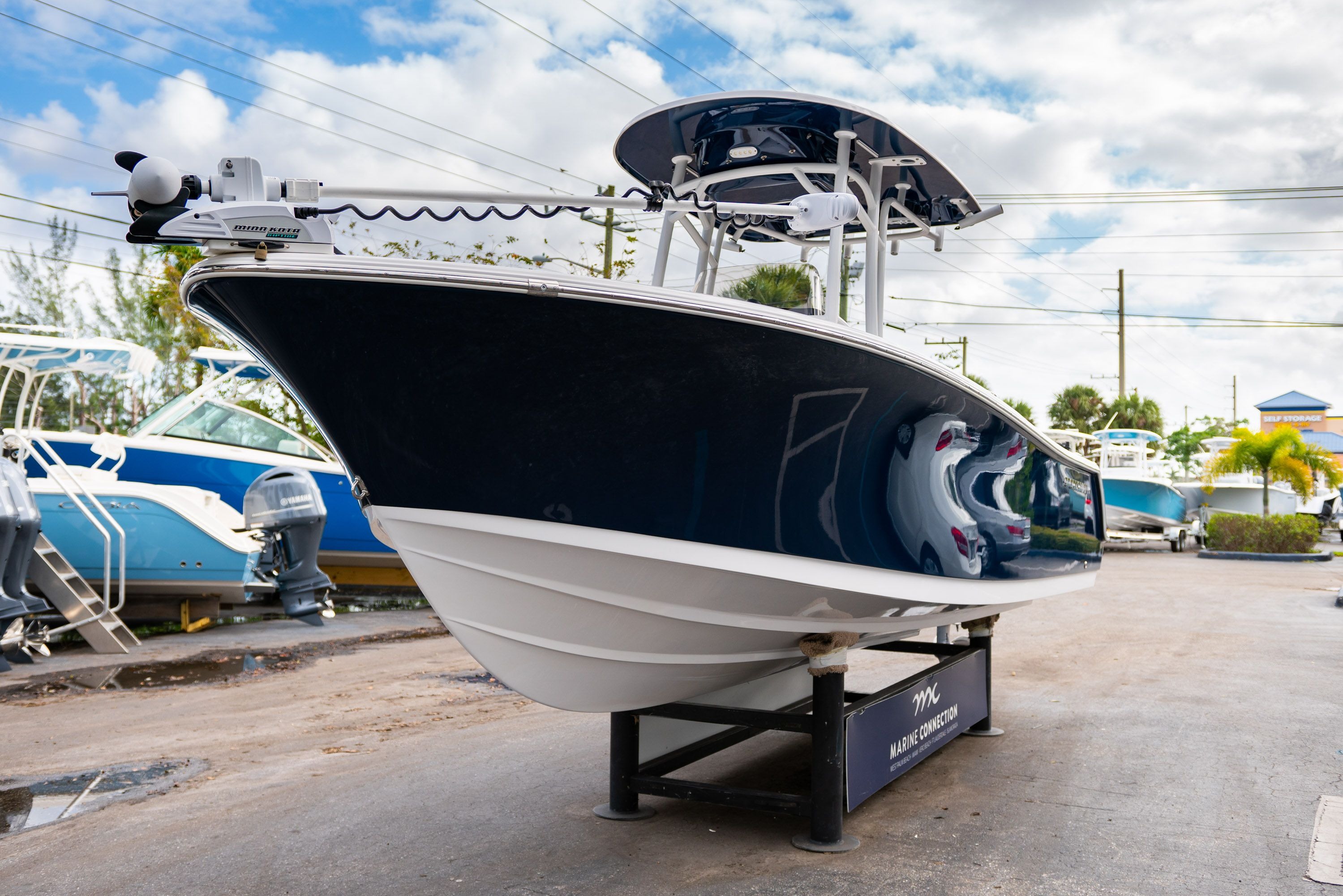 Thumbnail 3 for Used 2018 Sportsman Open 232 Center Console boat for sale in West Palm Beach, FL