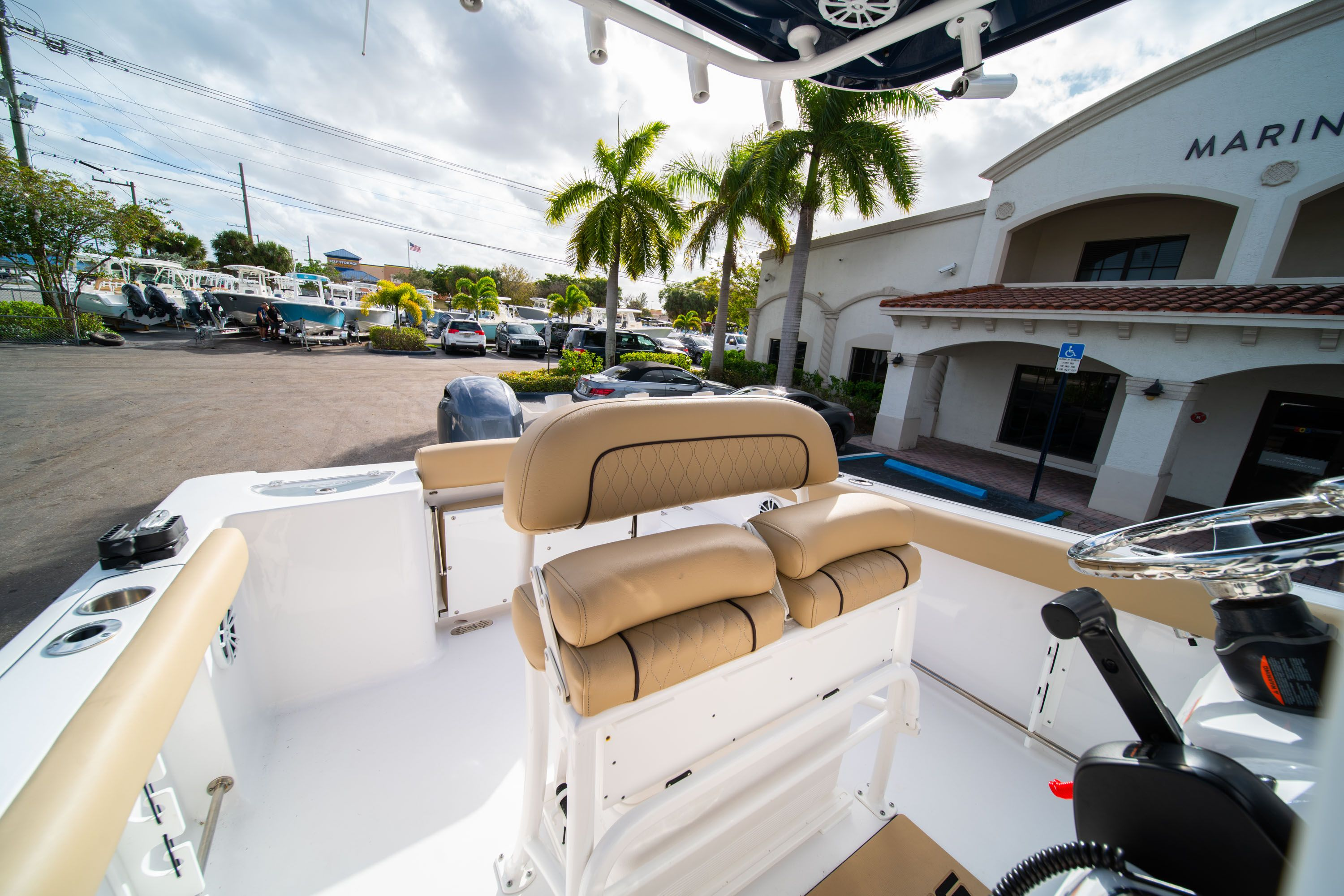 Thumbnail 25 for Used 2018 Sportsman Open 232 Center Console boat for sale in West Palm Beach, FL
