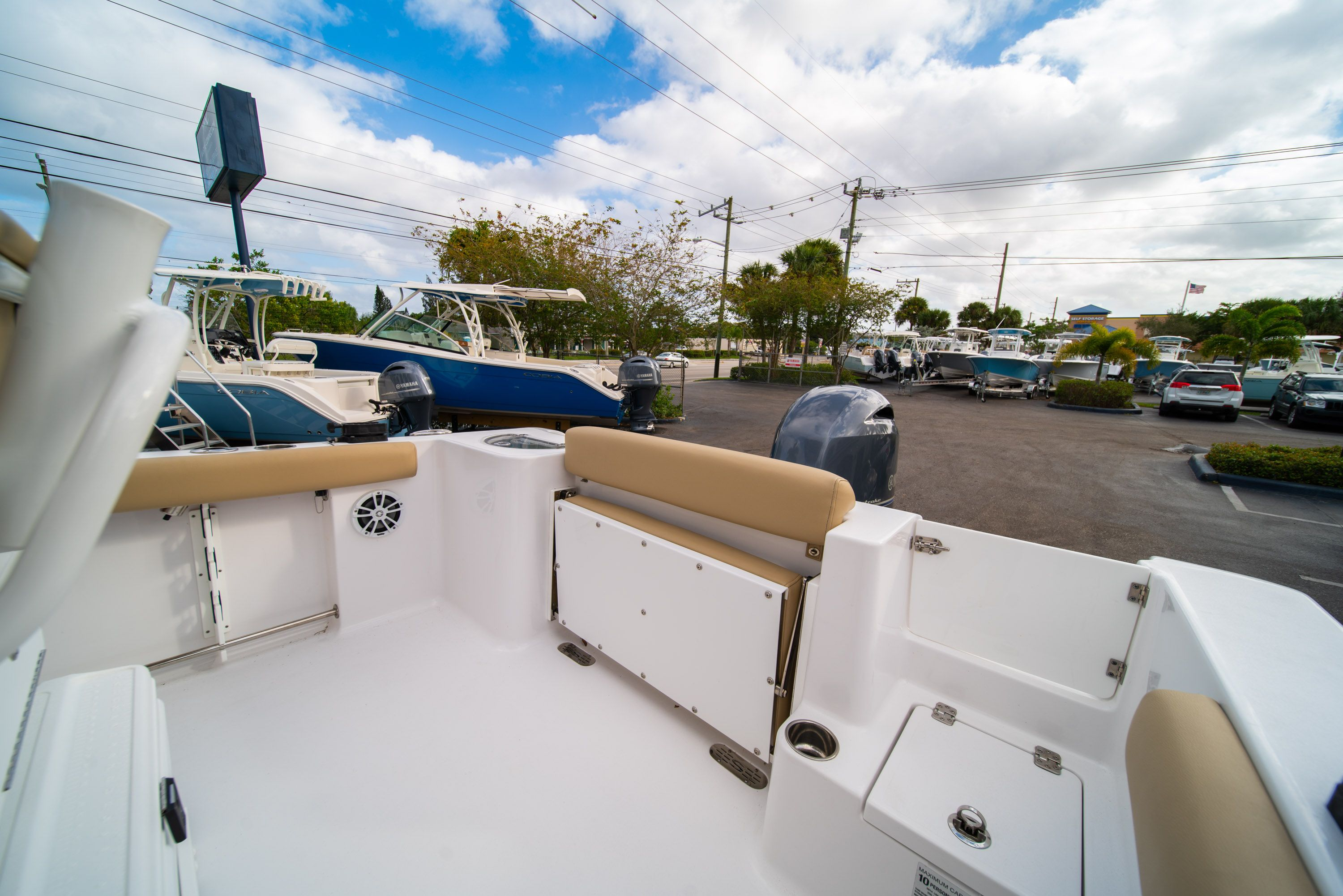 Thumbnail 13 for Used 2018 Sportsman Open 232 Center Console boat for sale in West Palm Beach, FL