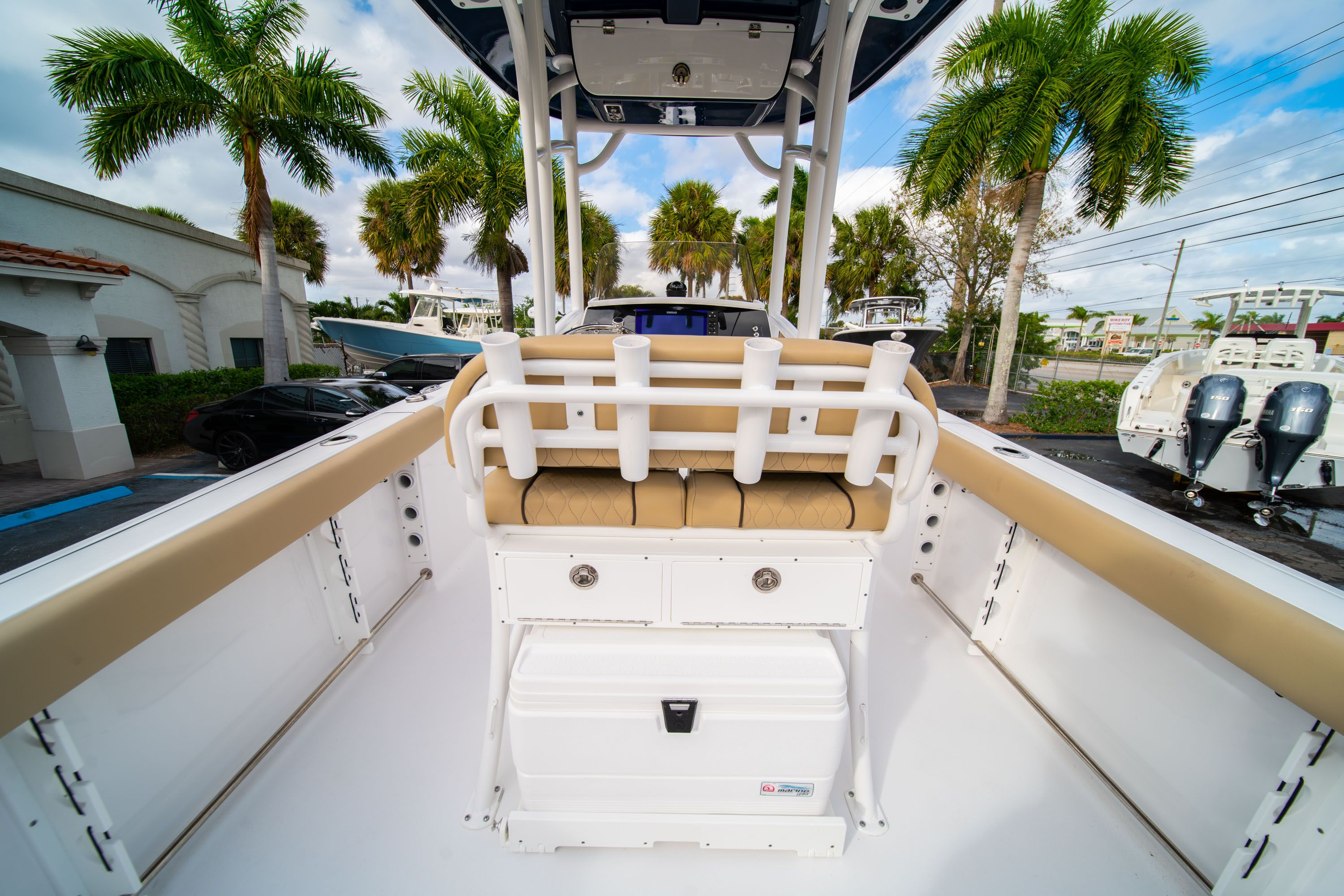 Thumbnail 18 for Used 2018 Sportsman Open 232 Center Console boat for sale in West Palm Beach, FL