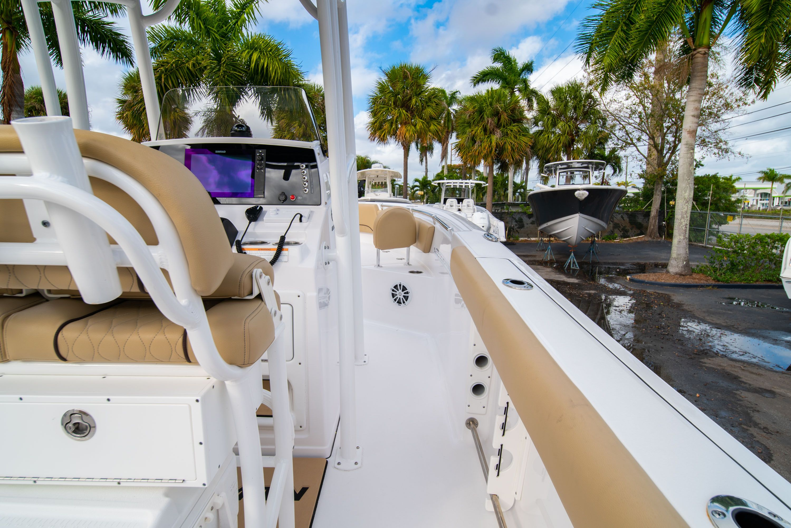 Thumbnail 17 for Used 2018 Sportsman Open 232 Center Console boat for sale in West Palm Beach, FL