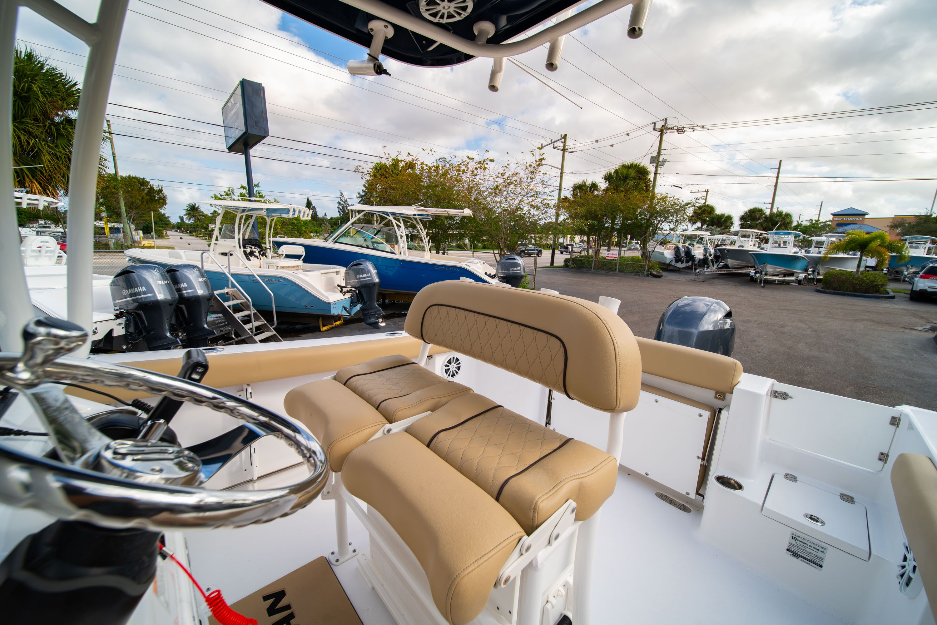 Thumbnail 28 for Used 2018 Sportsman Open 232 Center Console boat for sale in West Palm Beach, FL
