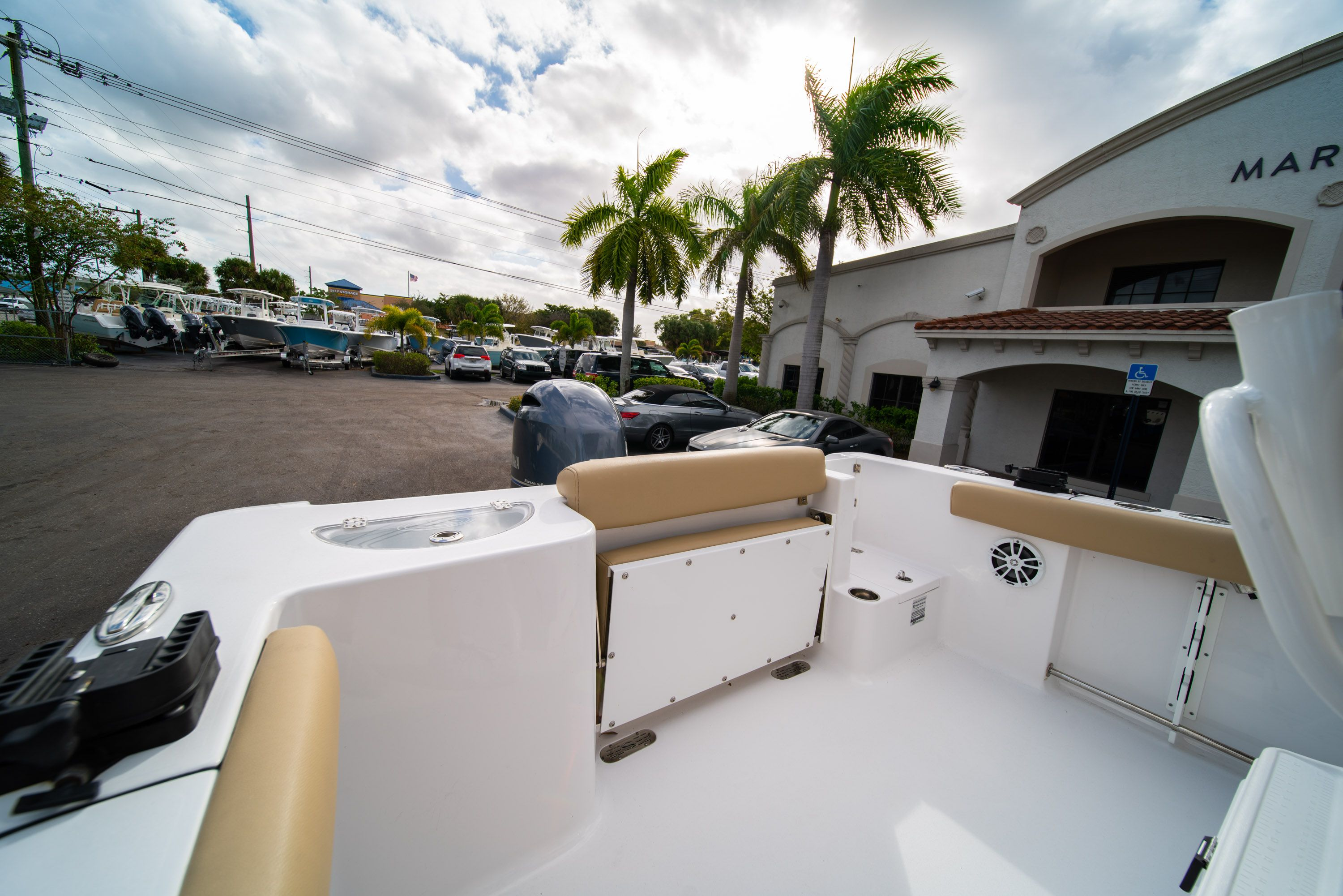 Thumbnail 11 for Used 2018 Sportsman Open 232 Center Console boat for sale in West Palm Beach, FL