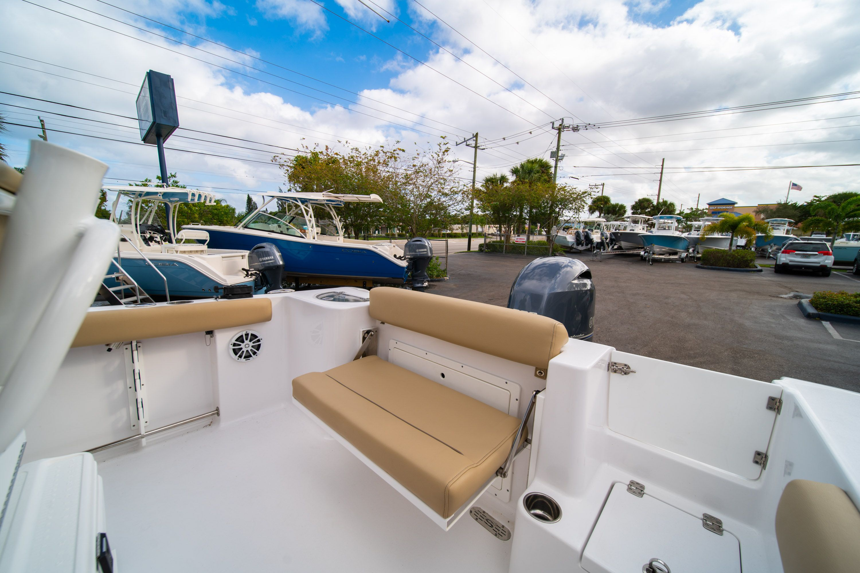Thumbnail 14 for Used 2018 Sportsman Open 232 Center Console boat for sale in West Palm Beach, FL