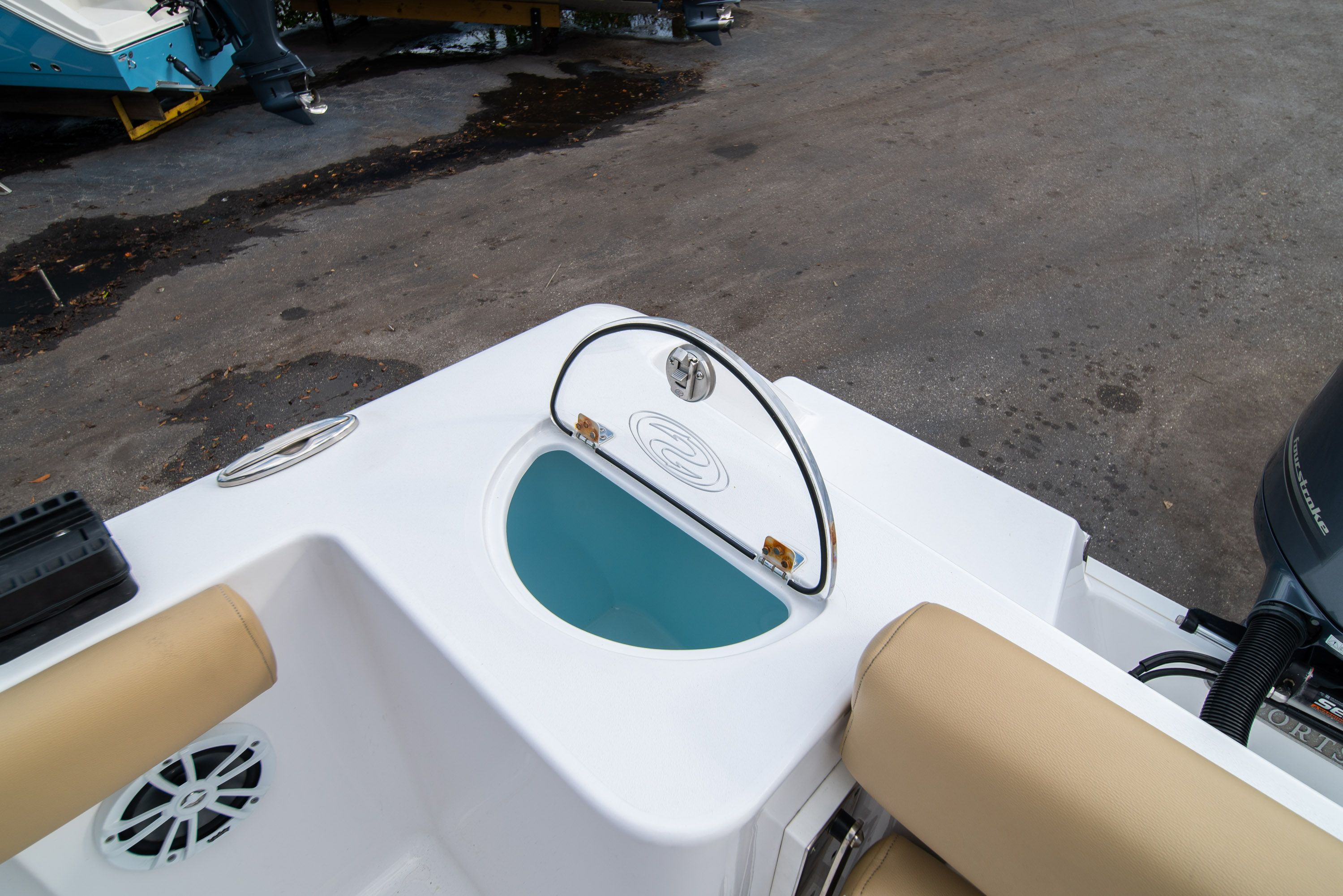 Thumbnail 10 for Used 2018 Sportsman Open 232 Center Console boat for sale in West Palm Beach, FL