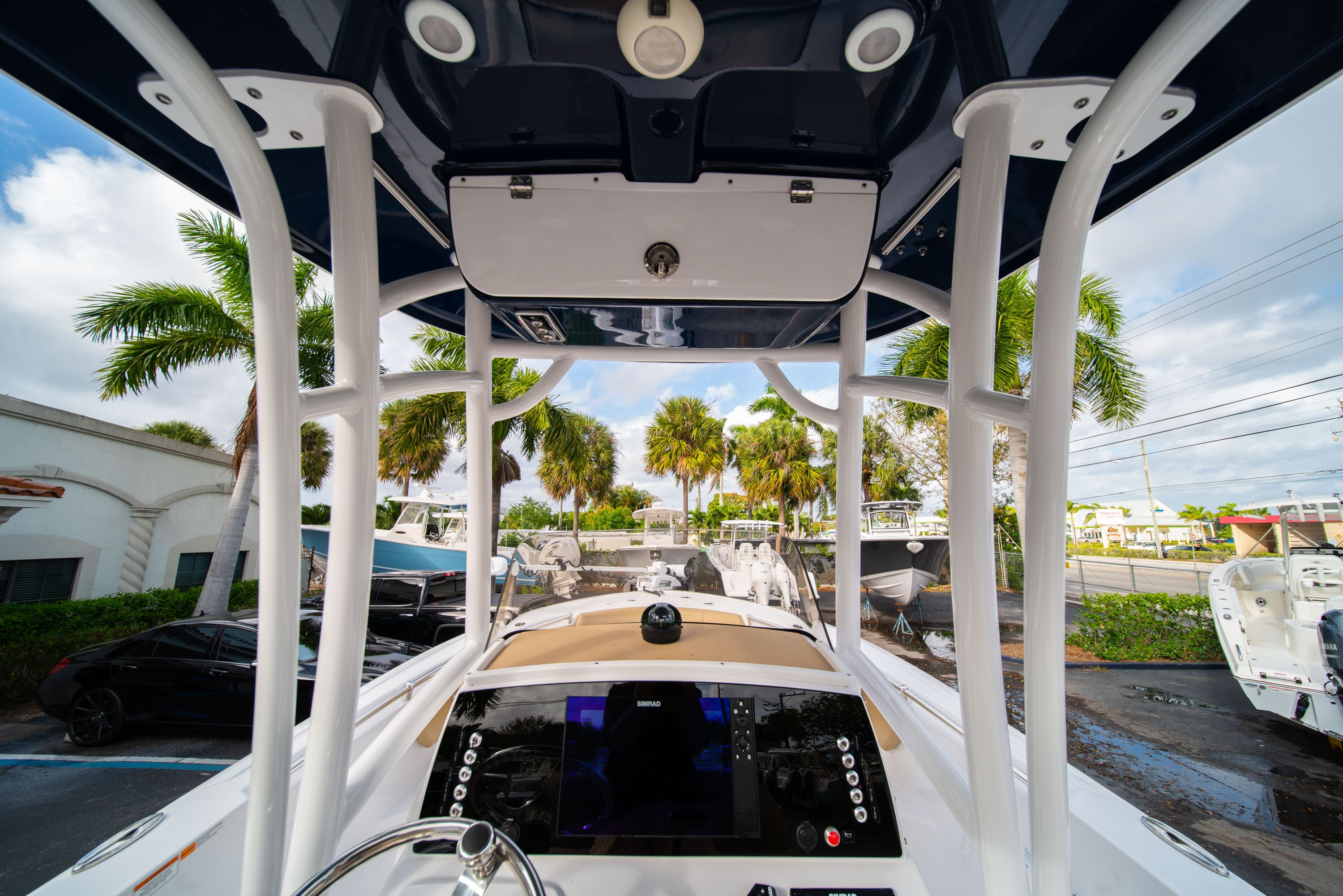 Thumbnail 23 for Used 2018 Sportsman Open 232 Center Console boat for sale in West Palm Beach, FL
