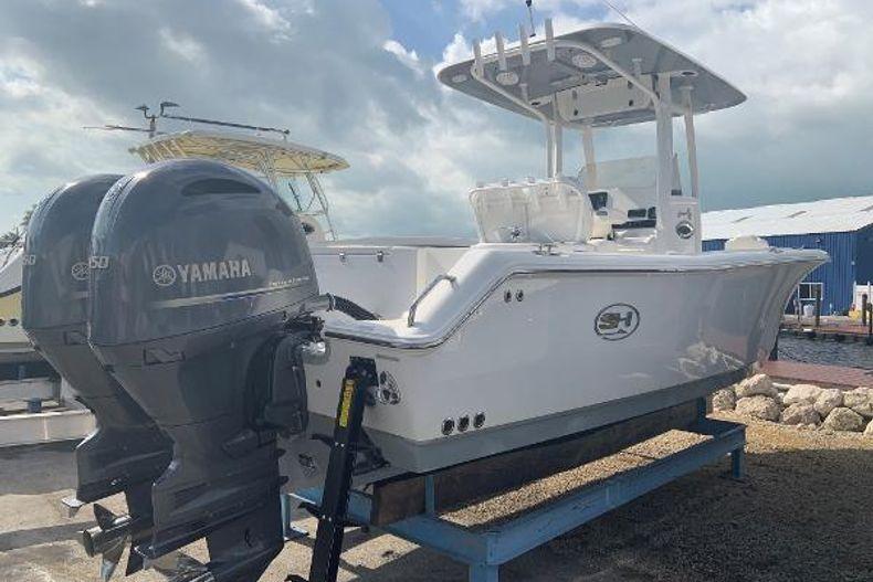 Used 2016 Sea Hunt 25 Gamefish boat for sale in Islamorada, FL