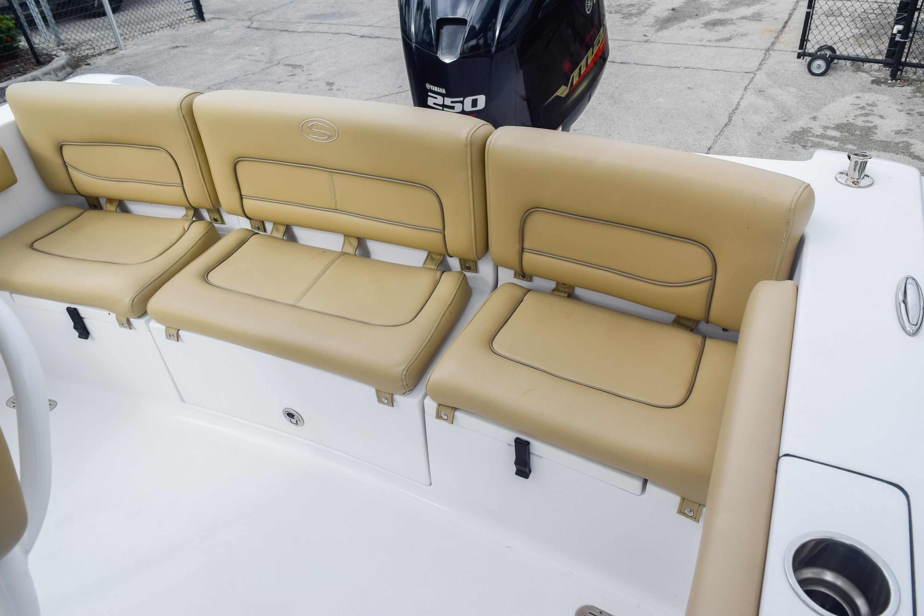 Thumbnail 5 for Used 2017 Sportsman 231 Heritage boat for sale in Fort Lauderdale, FL