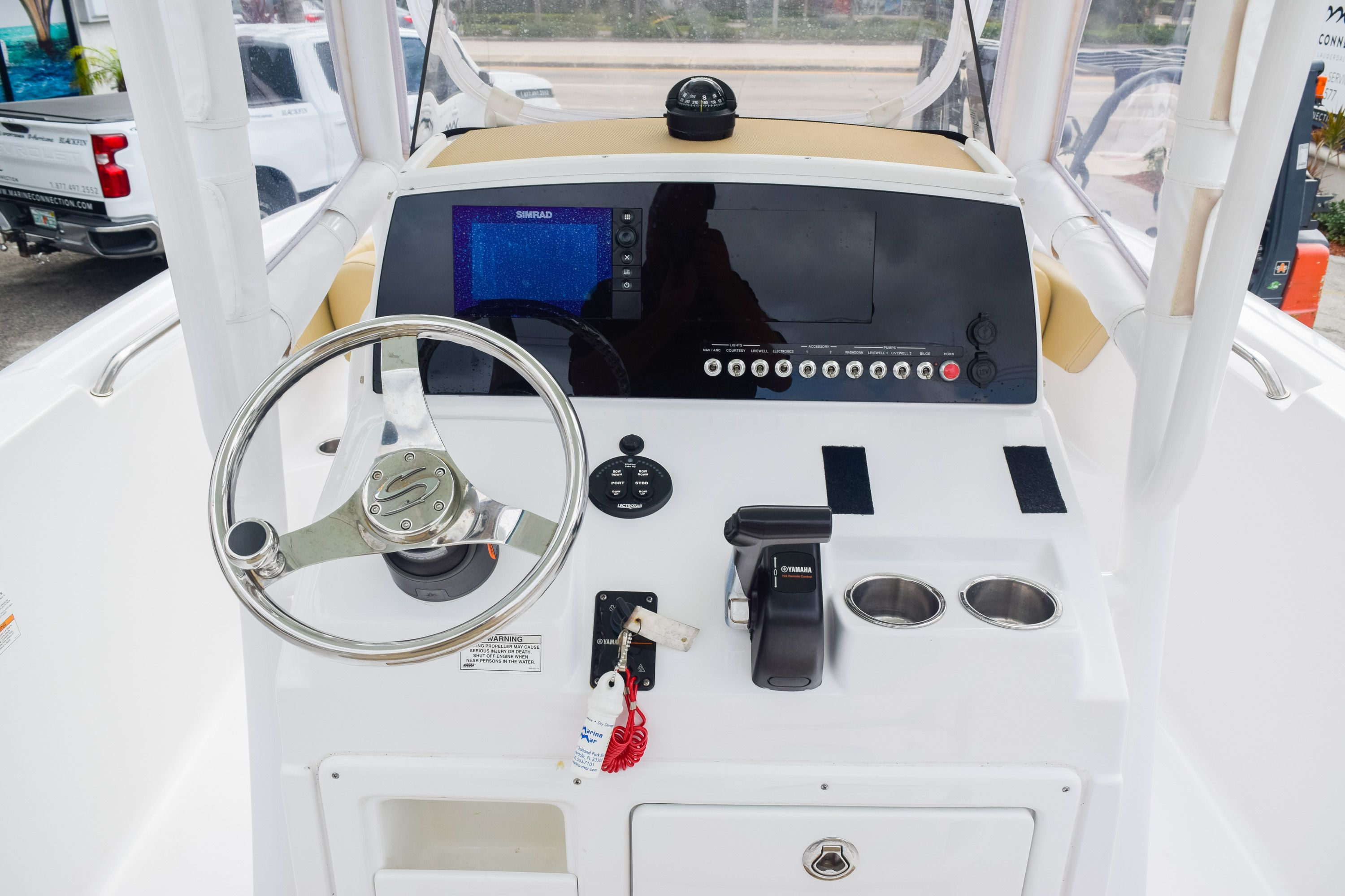 Thumbnail 22 for Used 2017 Sportsman 231 Heritage boat for sale in Fort Lauderdale, FL