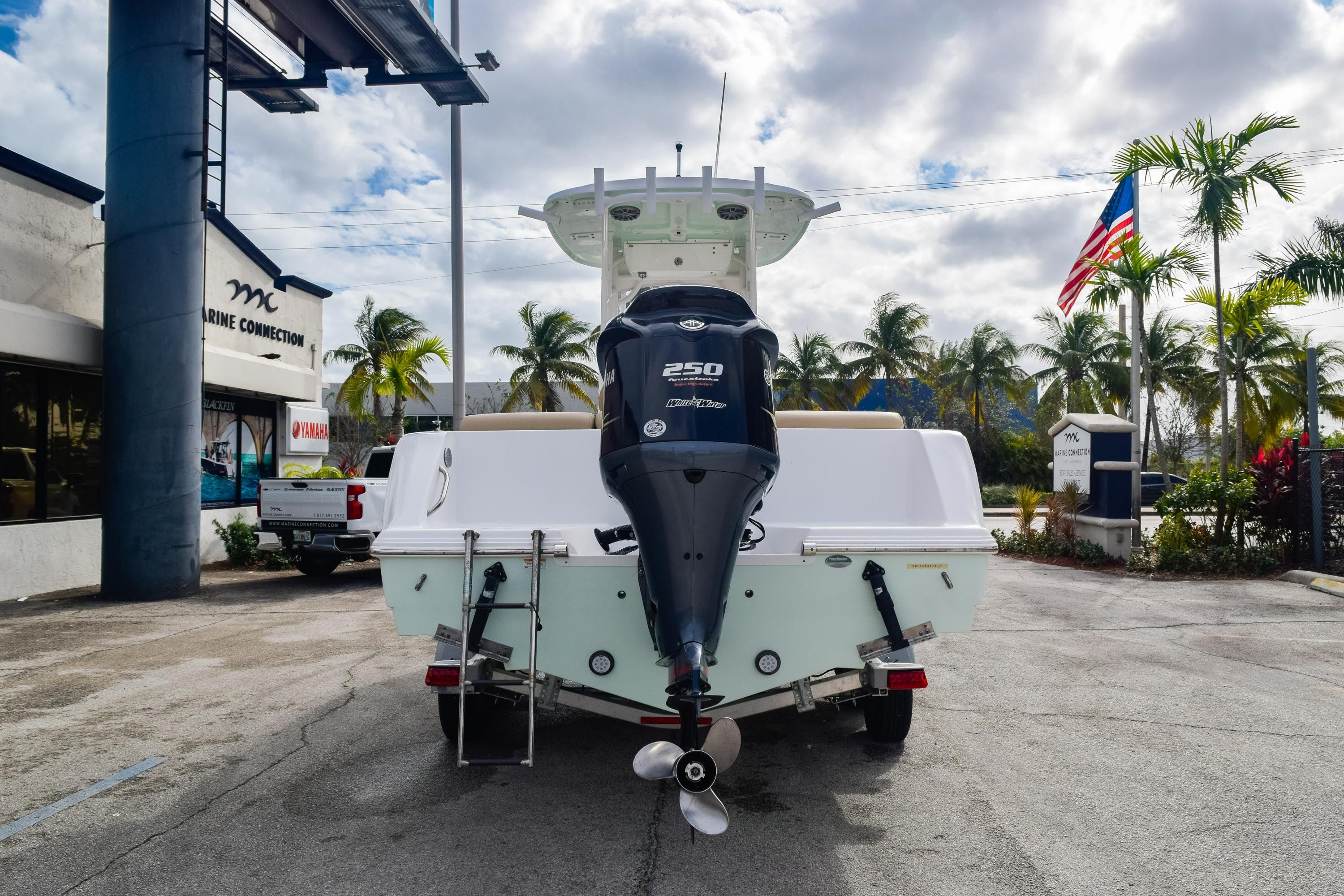 Thumbnail 48 for Used 2017 Sportsman 231 Heritage boat for sale in Fort Lauderdale, FL
