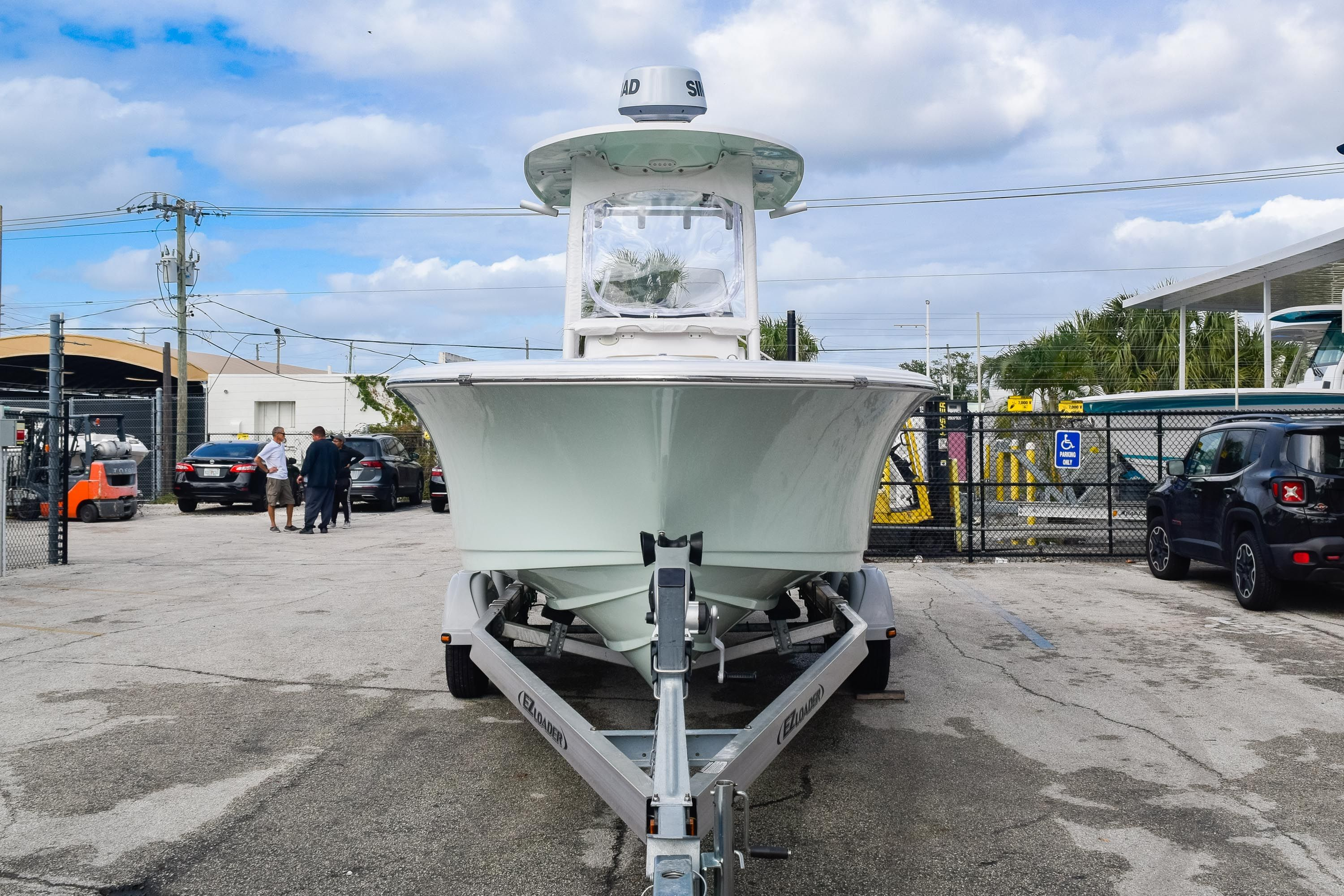 Thumbnail 2 for Used 2017 Sportsman 231 Heritage boat for sale in Fort Lauderdale, FL