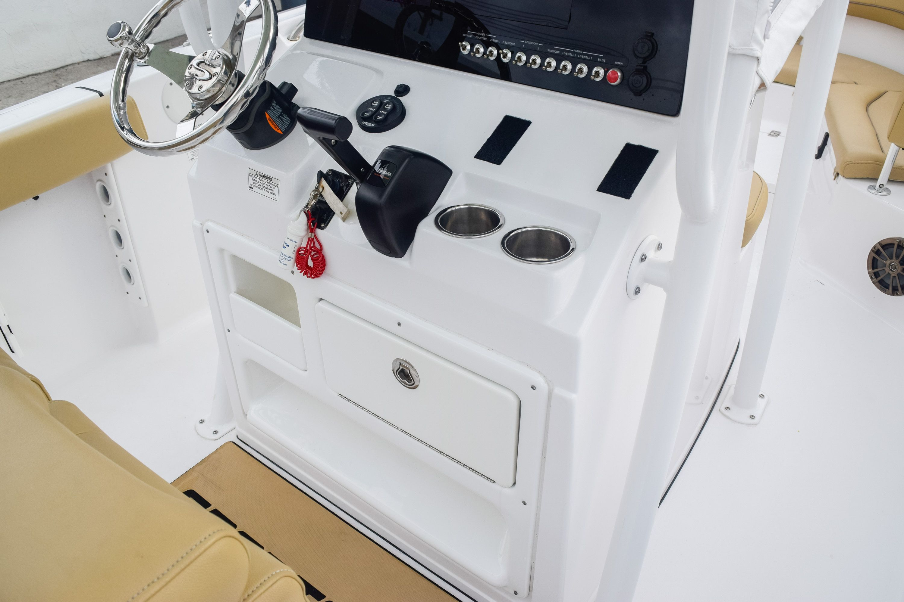 Thumbnail 19 for Used 2017 Sportsman 231 Heritage boat for sale in Fort Lauderdale, FL